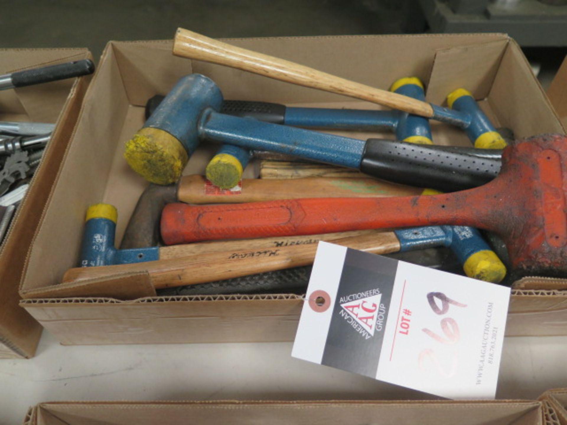 Dead Blow Hammers (SOLD AS-IS - NO WARRANTY)