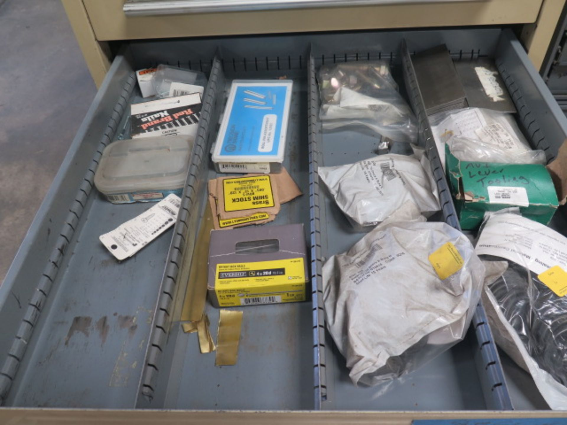 10-Drawer Tooling Cabinet w/ Hardware (SOLD AS-IS - NO WARRANTY) - Image 8 of 10