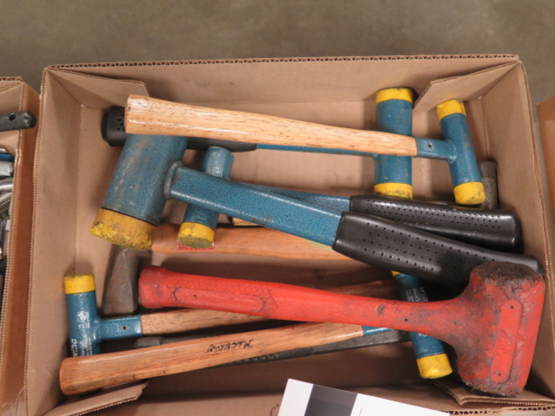 Dead Blow Hammers (SOLD AS-IS - NO WARRANTY) - Image 2 of 4