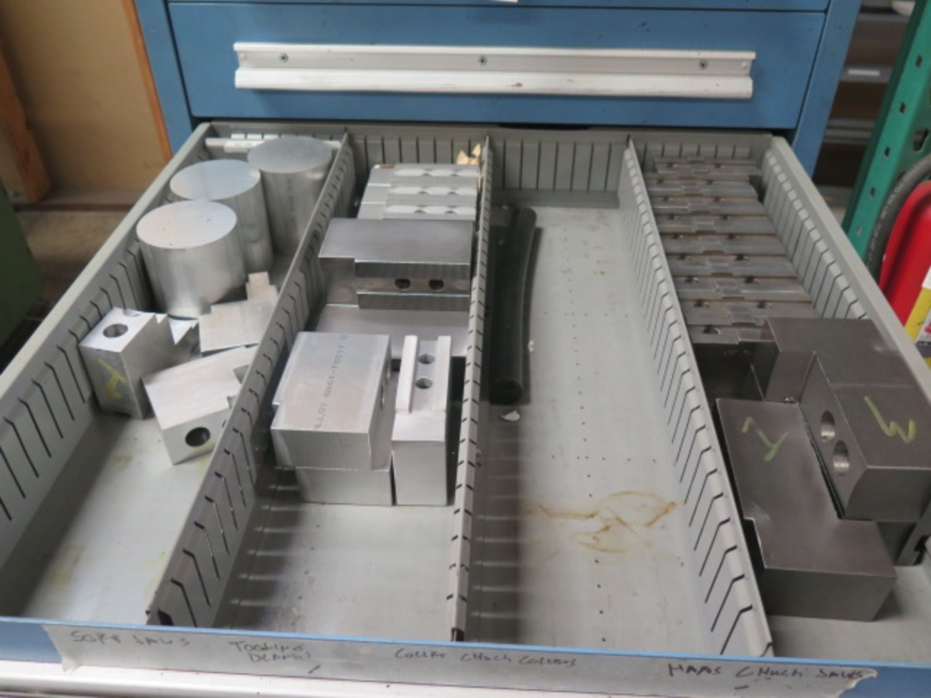 Lyon 8-Drawer Tooling Cabinet w/ Misc (SOLD AS-IS - NO WARRANTY) - Image 5 of 10