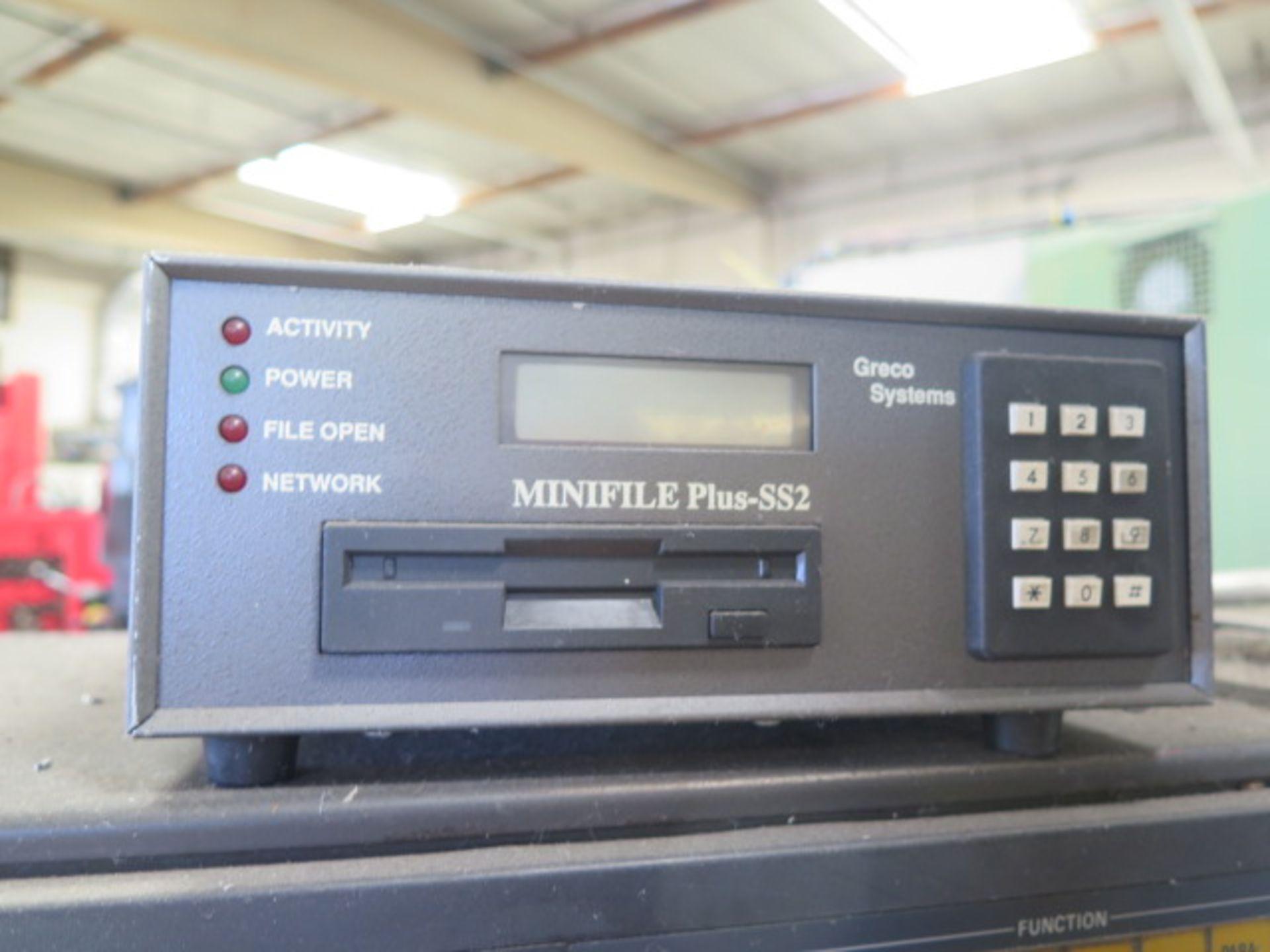 Tsugami NM3 CNC Turning Center s/n 6029 w/ Mitsubishi Meldas Controls, 8-Station Turret, SOLD AS IS - Image 8 of 16