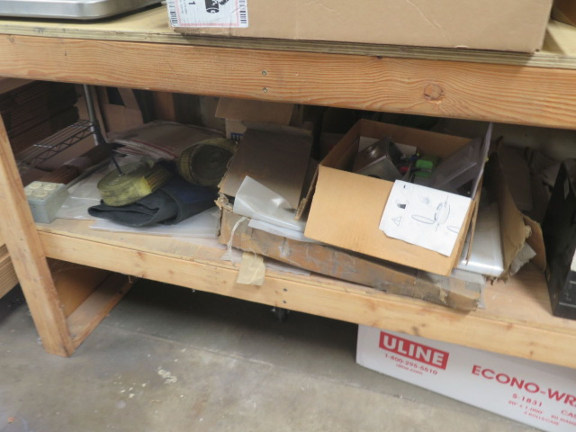 Shipping Supplies and Table (SOLD AS-IS - NO WARRANTY) - Image 2 of 5