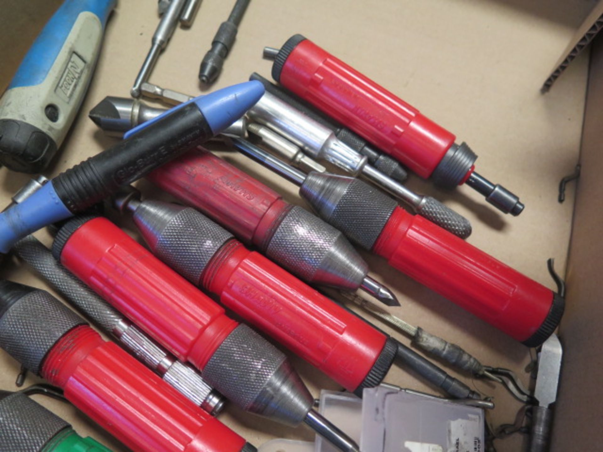 Deburring Tools (SOLD AS-IS - NO WARRANTY) - Image 4 of 5