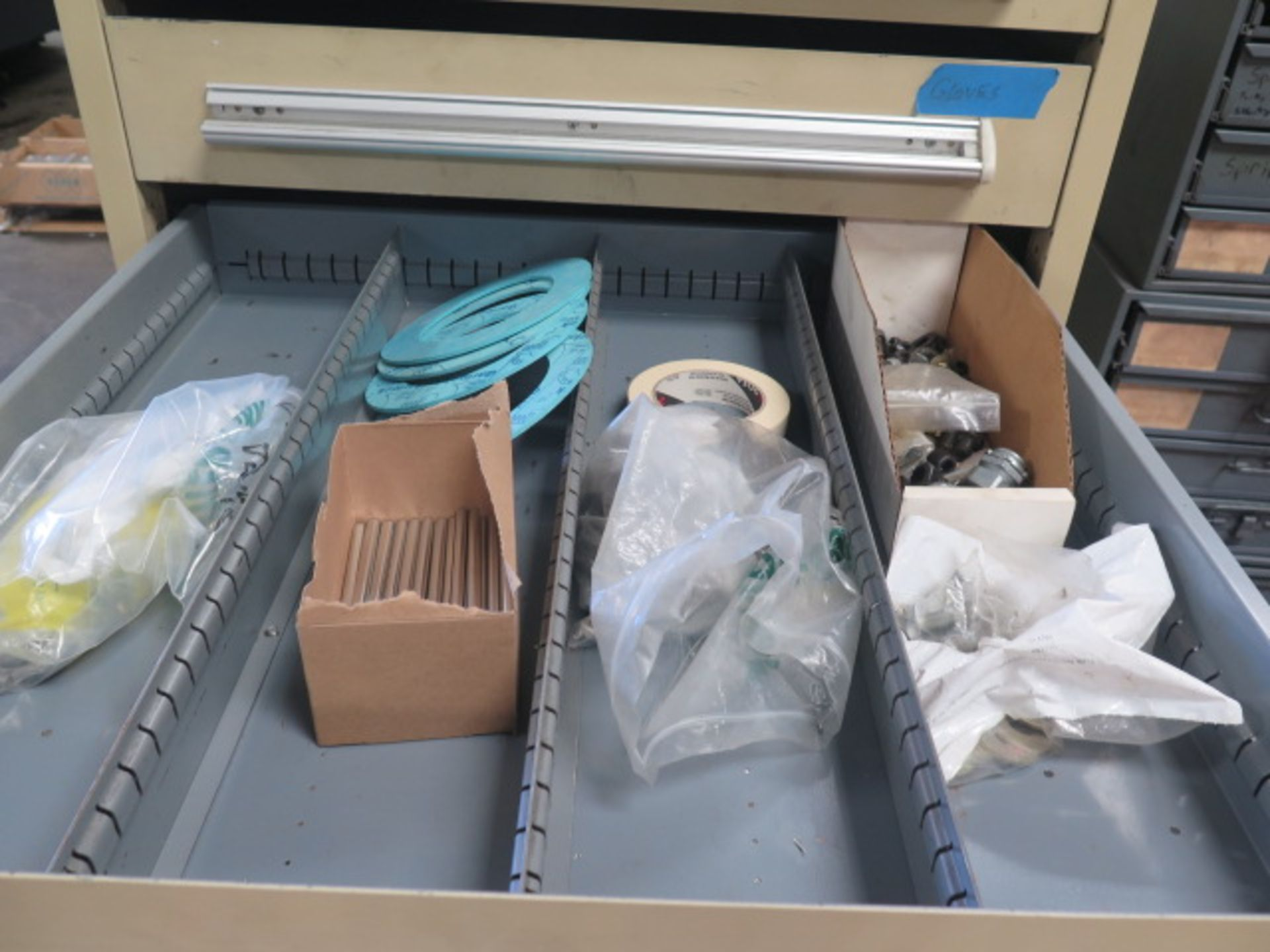 10-Drawer Tooling Cabinet w/ Hardware (SOLD AS-IS - NO WARRANTY) - Image 4 of 10