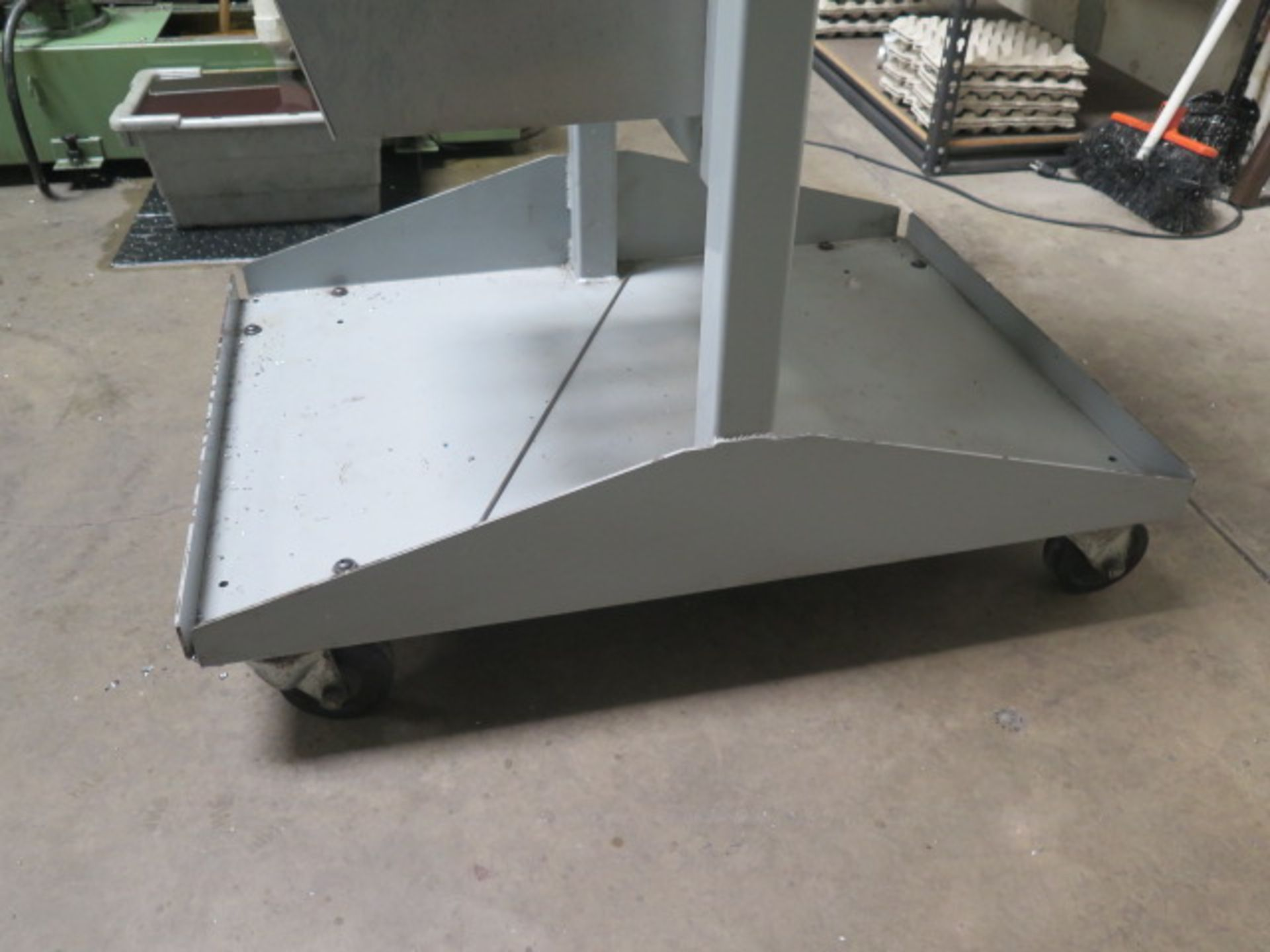 40-Taper Tooling Cart (SOLD AS-IS - NO WARRANTY) - Image 5 of 5