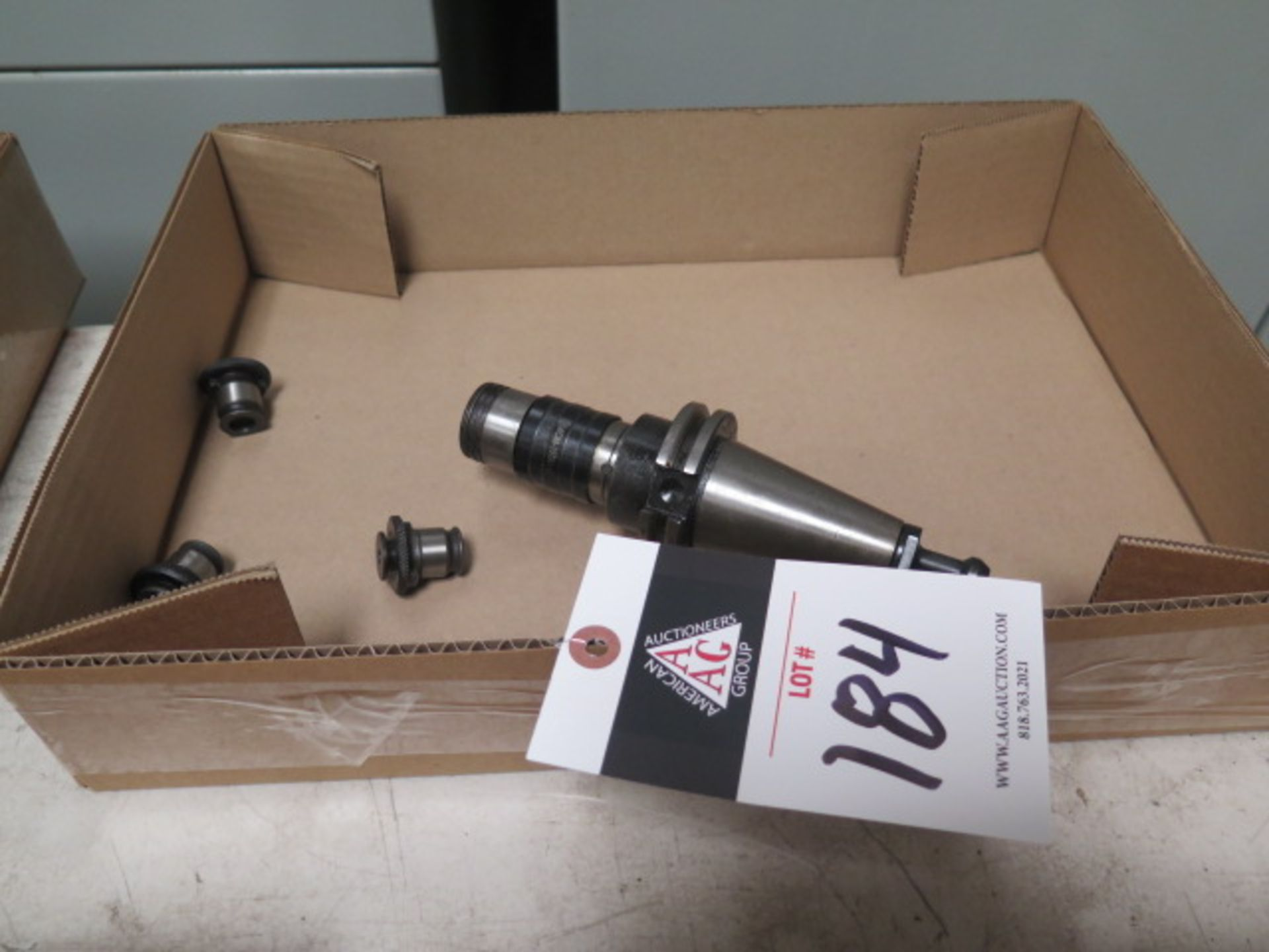 CAT-40 Taper Tapping Head (SOLD AS-IS - NO WARRANTY)