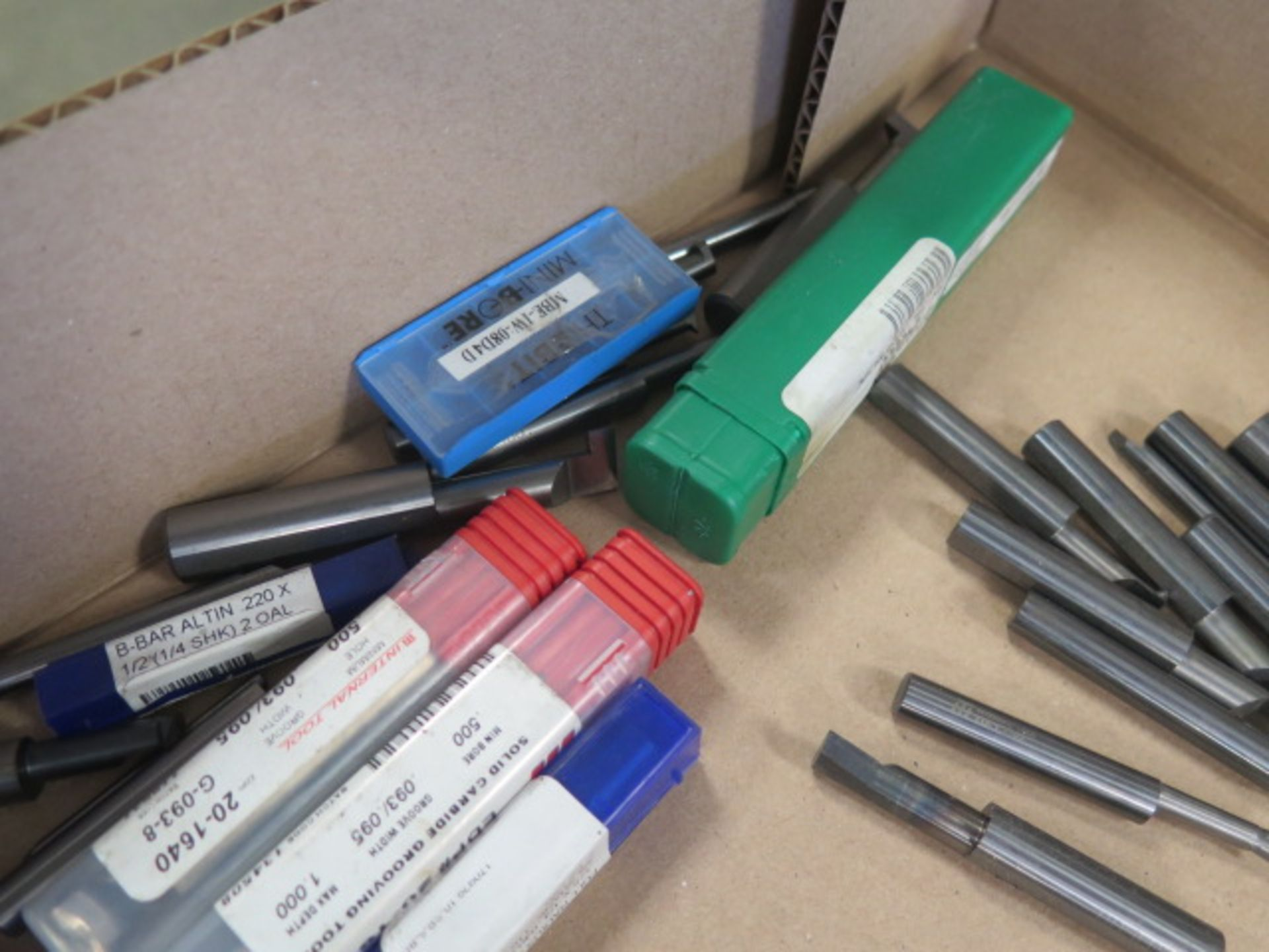 Carbide Boring Bars (SOLD AS-IS - NO WARRANTY) - Image 4 of 6