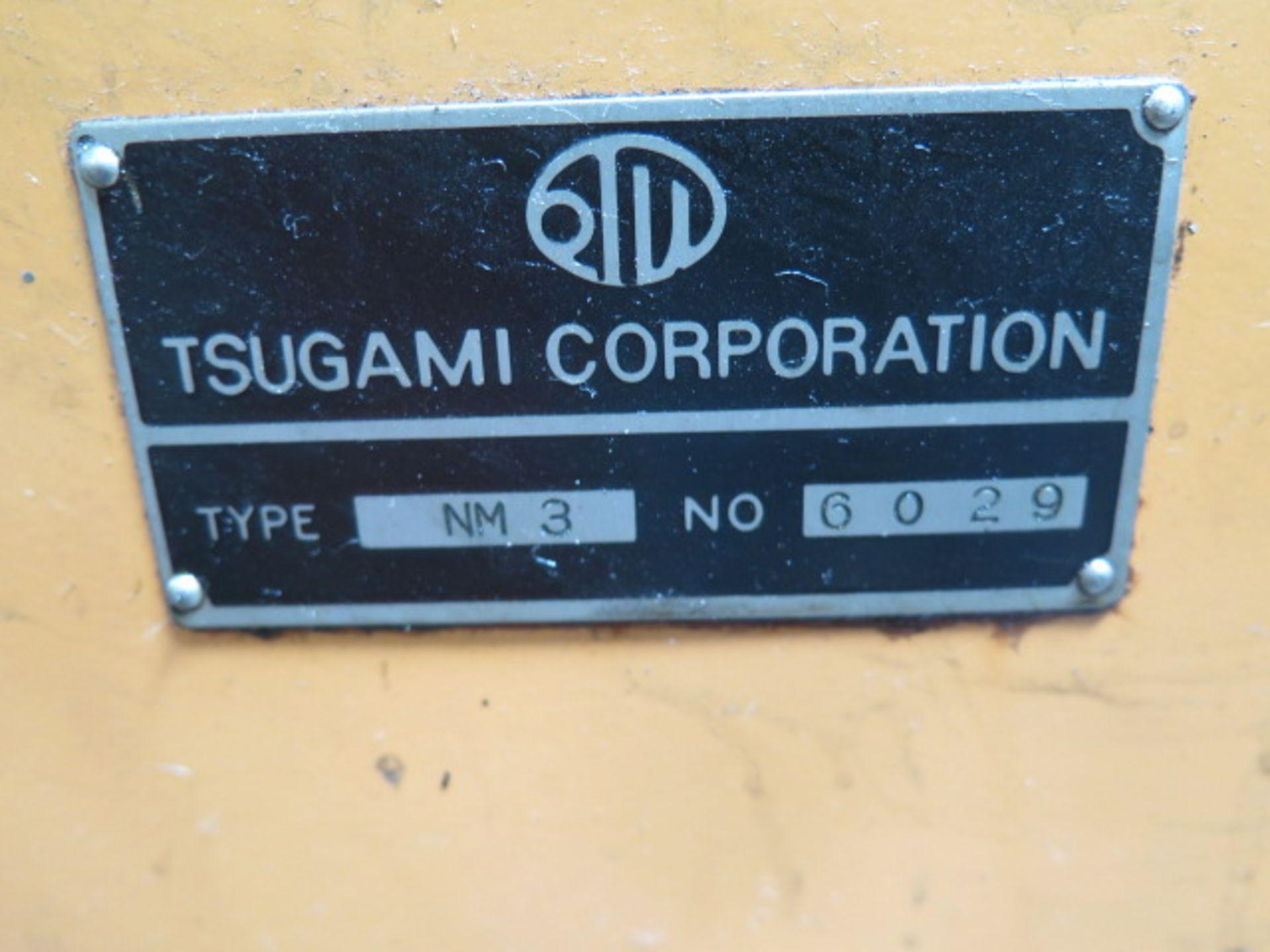 Tsugami NM3 CNC Turning Center s/n 6029 w/ Mitsubishi Meldas Controls, 8-Station Turret, SOLD AS IS - Image 16 of 16