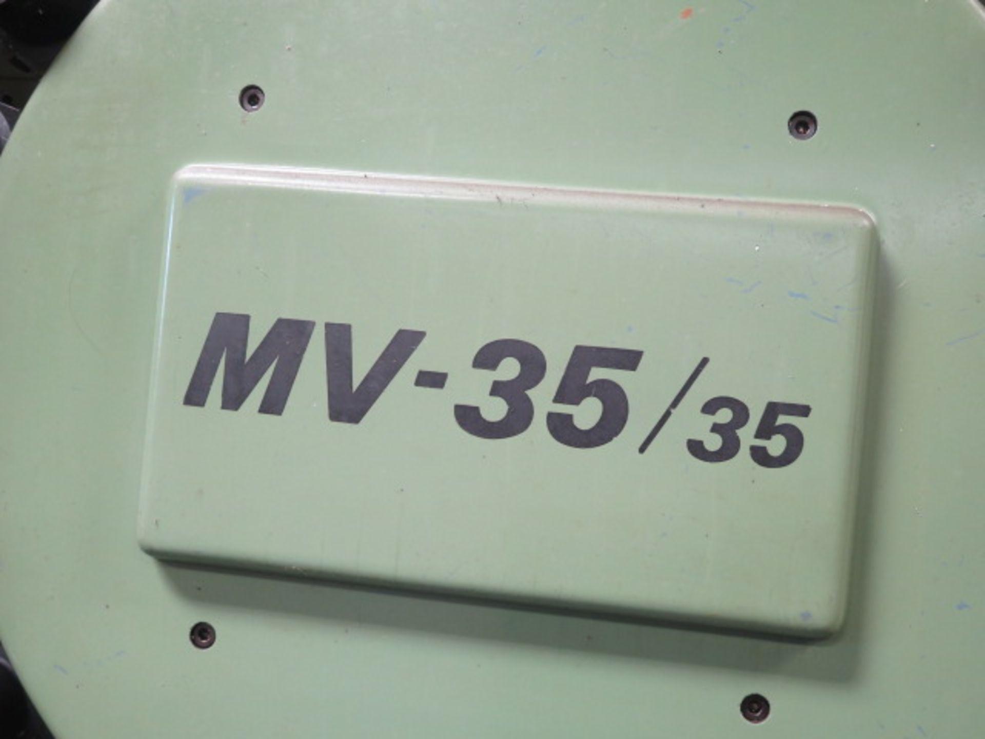 Mori Seiki MV-35/35 CNC VMC s/n 148 w/ Fanuc Controls, 20-Station ATC, BT-35, SOLD AS IS - Image 4 of 14