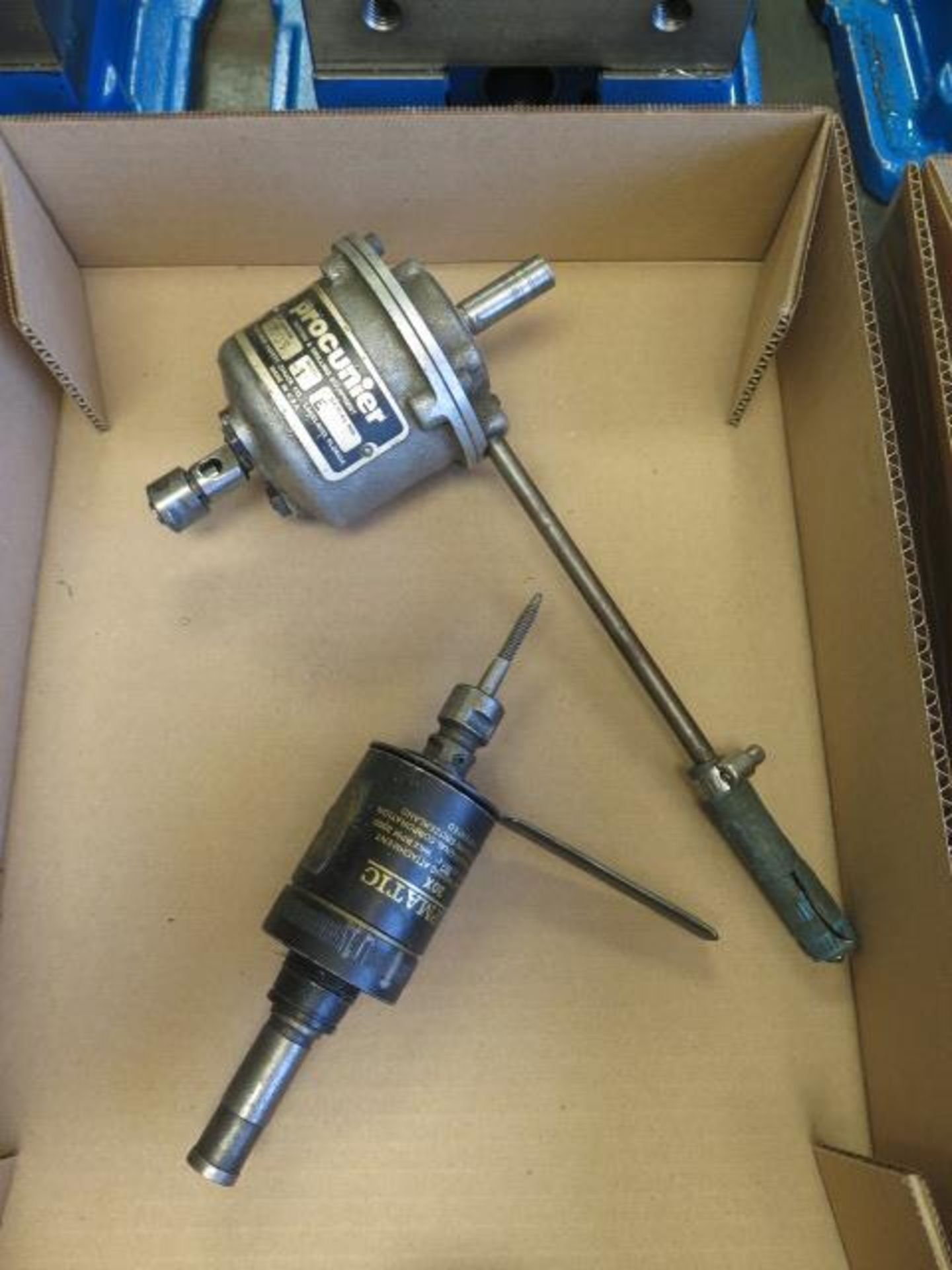 Tapmatic and Procunier Tapping Heads (2) (SOLD AS-IS - NO WARRANTY) - Image 2 of 4