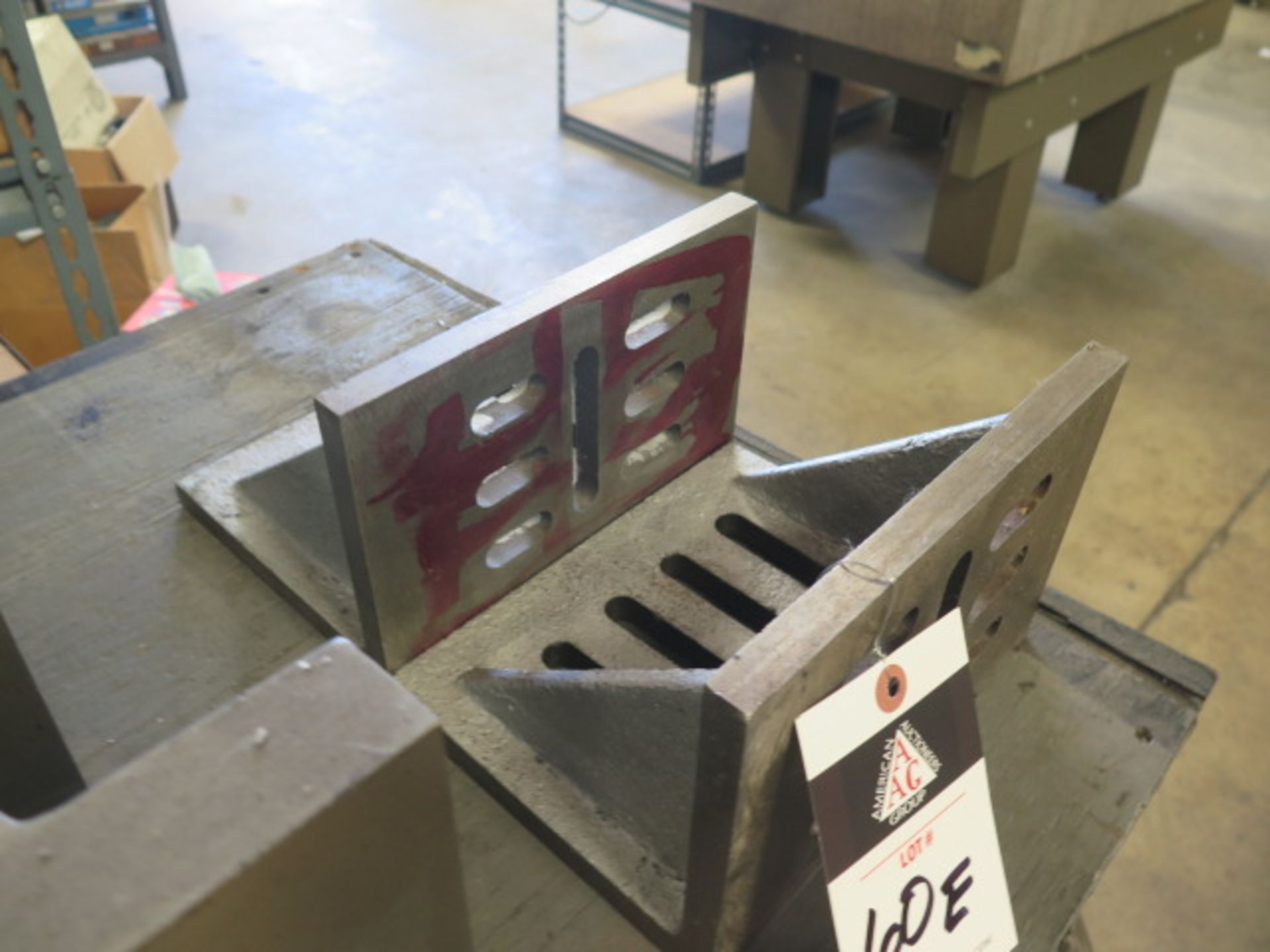 Angle Plates (4) (SOLD AS-IS - NO WARRANTY) - Image 3 of 4