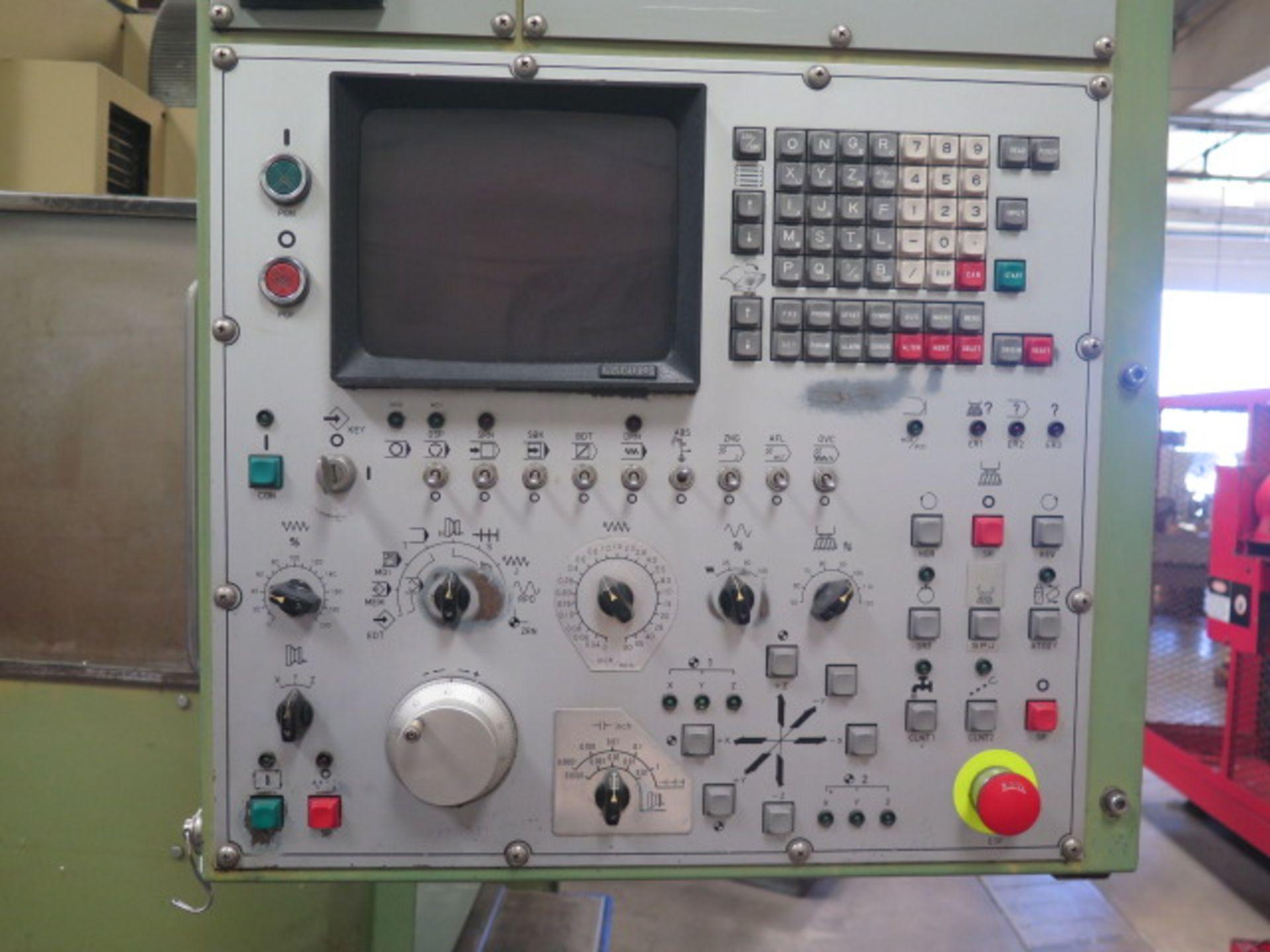 Mori Seiki MV-35/35 CNC VMC s/n 148 w/ Fanuc Controls, 20-Station ATC, BT-35, SOLD AS IS - Image 5 of 14