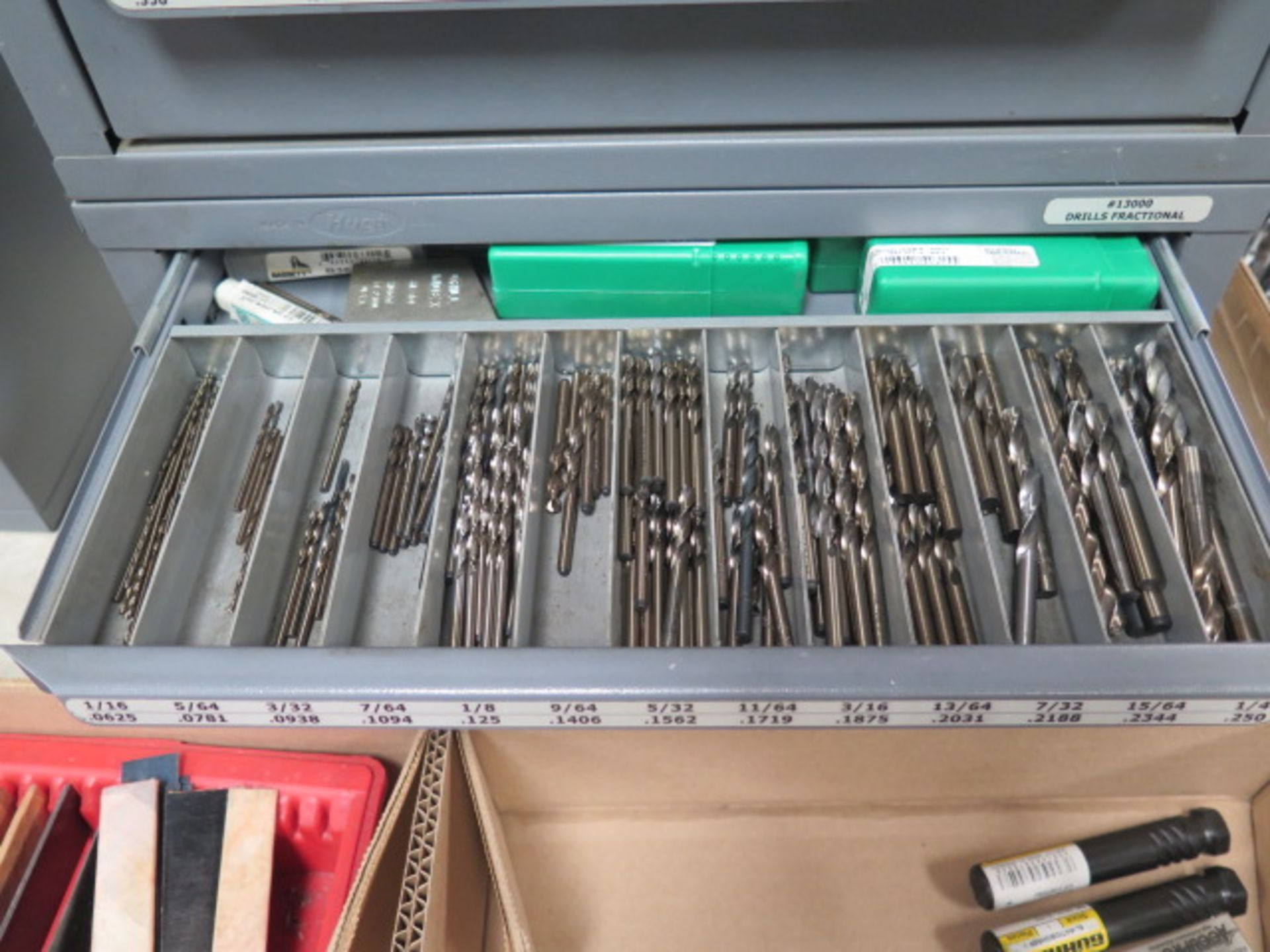 Huot Drill Cabinets (3) w/ Drills (SOLD AS-IS - NO WARRANTY) - Image 7 of 15