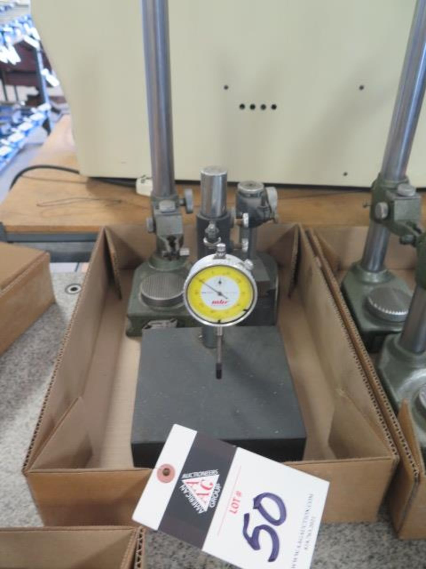 Misc Indicator Stands (3) (SOLD AS-IS - NO WARRANTY)