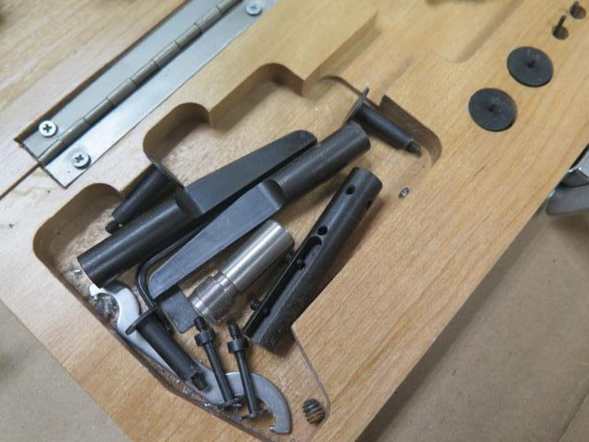 """6""""' Dial Calipers (3) w/ Accessory Blade Sets (SOLD AS-IS - NO WARRANTY) - Image 7 of 8"""