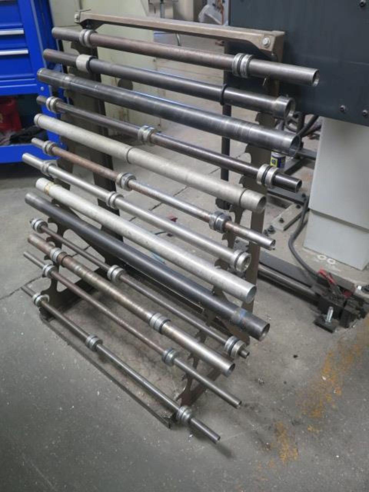 2004 Kia Super KIA Turn 15 CNC Turning Center s/n SKT150905 w/ Fanuc Series 0i-TB Contrs, SOLD AS IS - Image 15 of 16