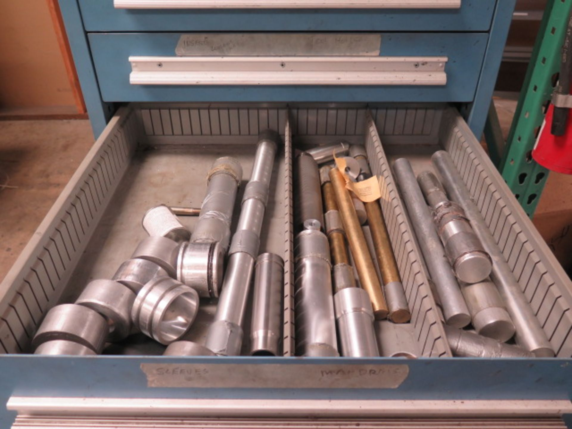 Lyon 8-Drawer Tooling Cabinet w/ Misc (SOLD AS-IS - NO WARRANTY) - Image 7 of 10