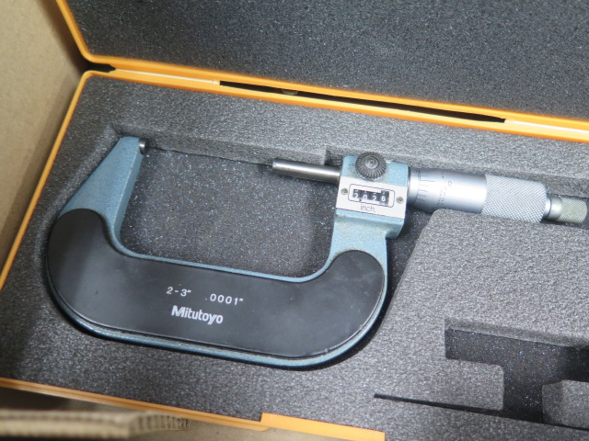 Mitutoyo OD Mics (7) (SOLD AS-IS - NO WARRANTY) - Image 5 of 7