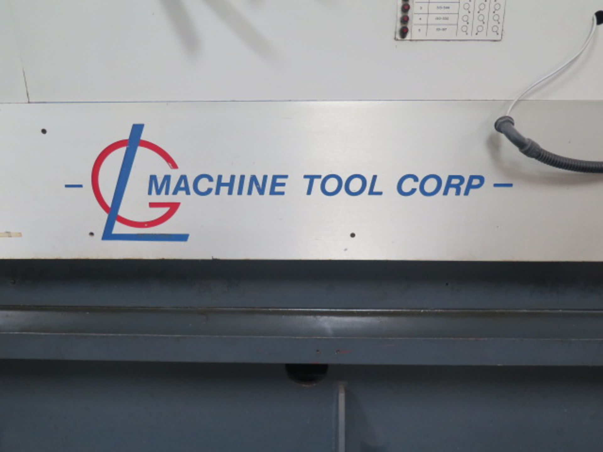Laker-Craven-100 CNC Deep Hole Drilling Machine s/n 1241 w/ Fanuc Power MATE Controls, SOLD AS IS - Image 3 of 41