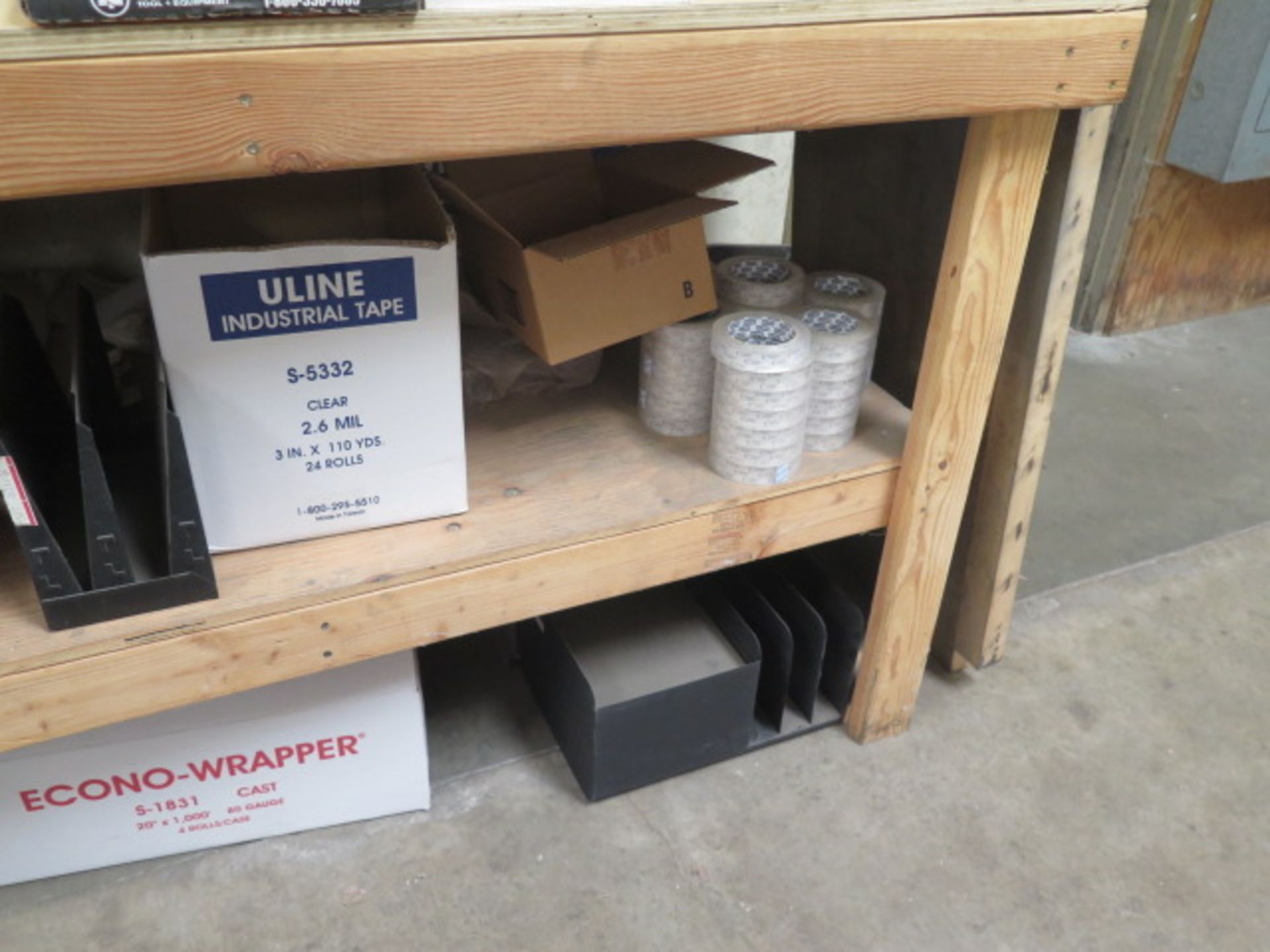 Shipping Supplies and Table (SOLD AS-IS - NO WARRANTY) - Image 3 of 5