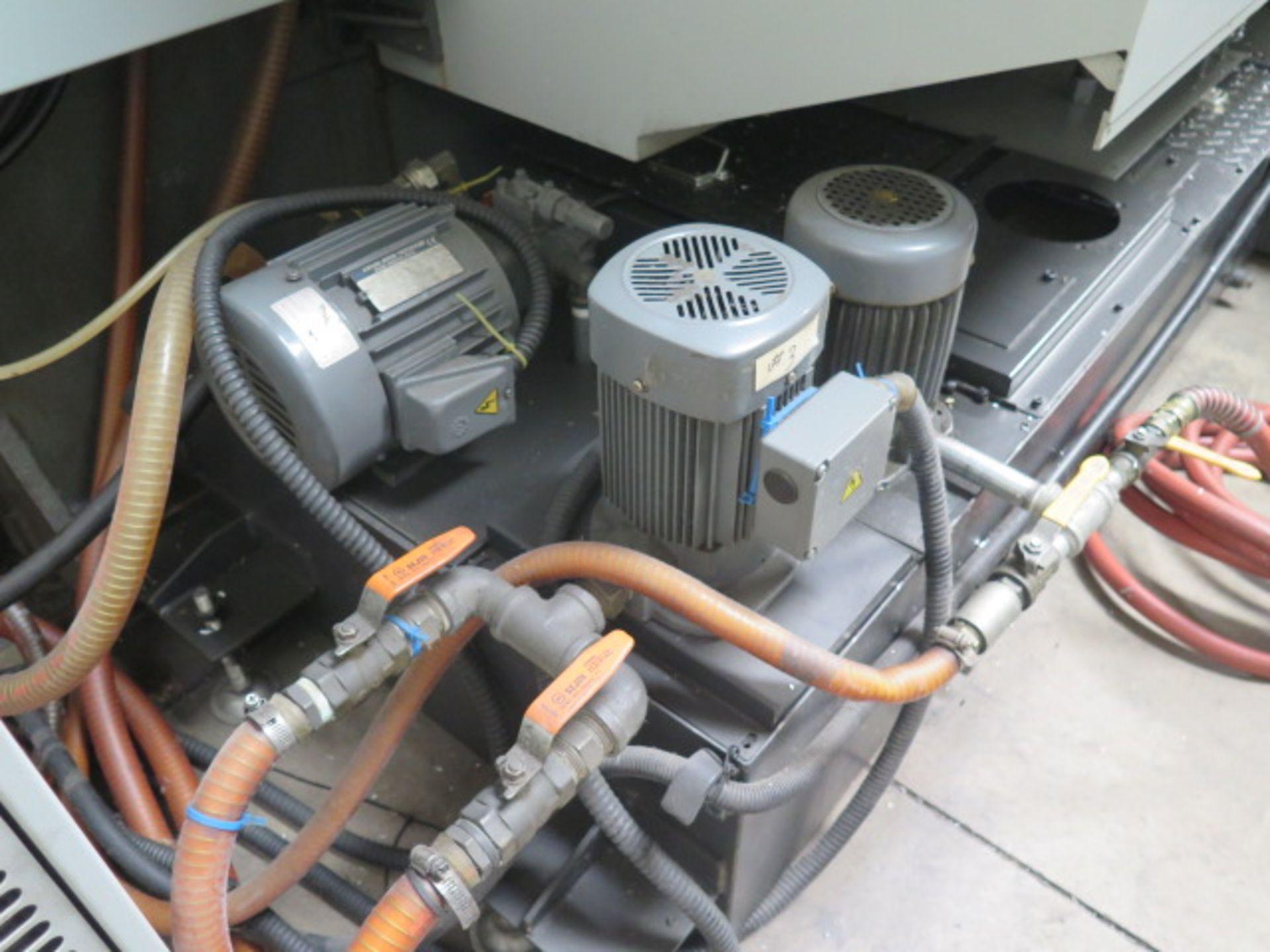 2004 Hyundai WIA VX500 4-Axis CNC VMC s/n VX5000882 w/ Hyundai WIA Fanuc i- Series, SOLD AS IS - Image 21 of 23