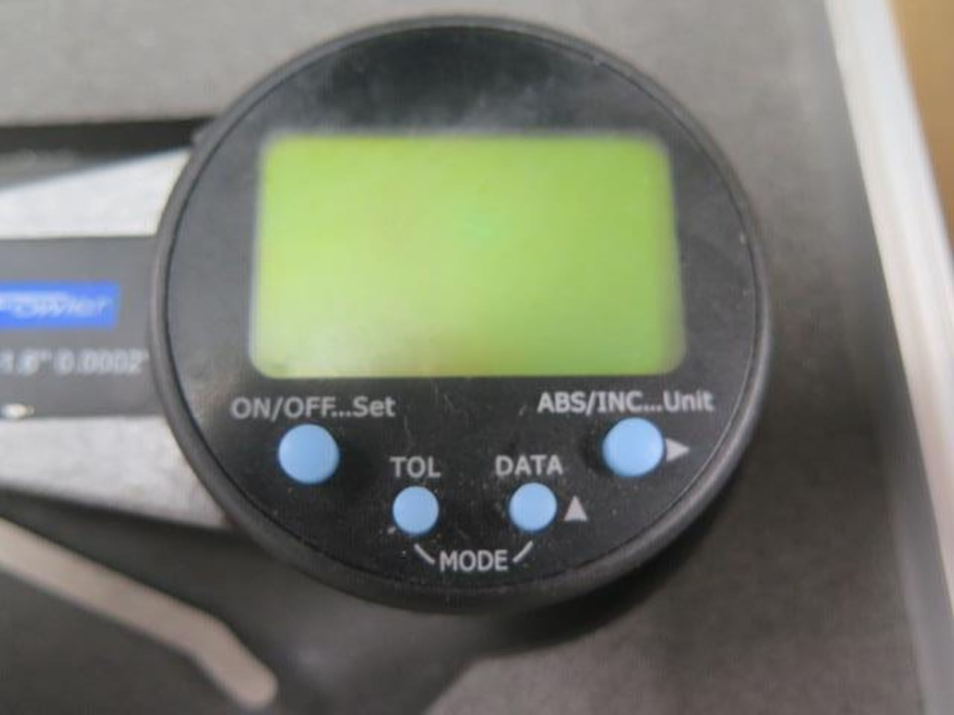 """Fowler .79""""-1.6"""" Digital Caliper Gage (SOLD AS-IS - NO WARRANTY) - Image 3 of 4"""