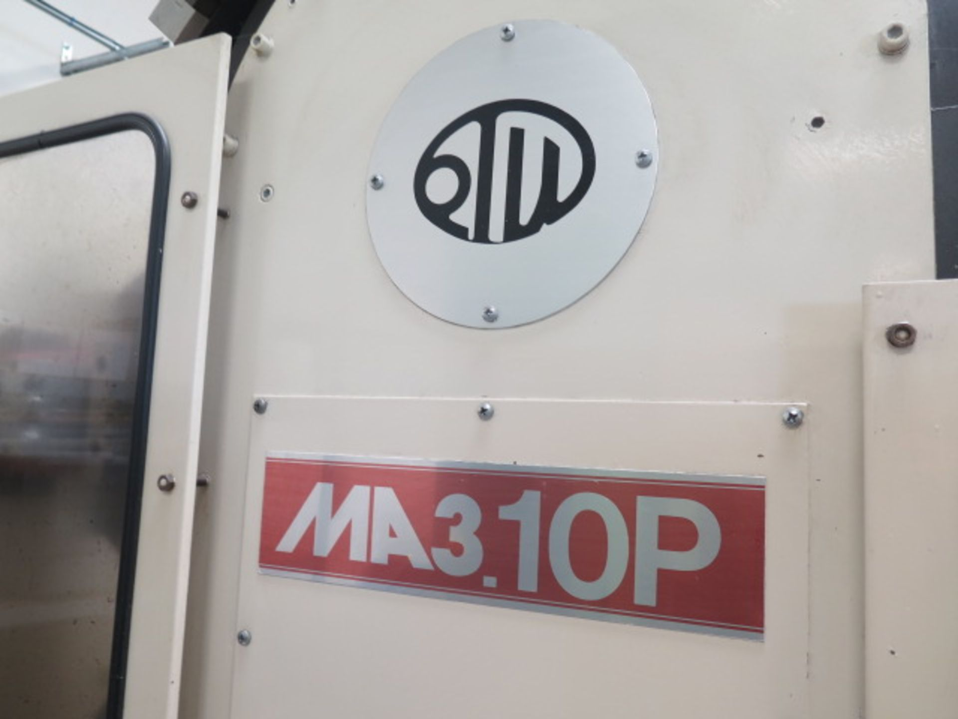 Tsugami MS3.10P Type MA3H 4-Axis 10-Pallet CNC HMC (HAS X-AXIS PROBLEM), SOLD AS IS - Image 3 of 20