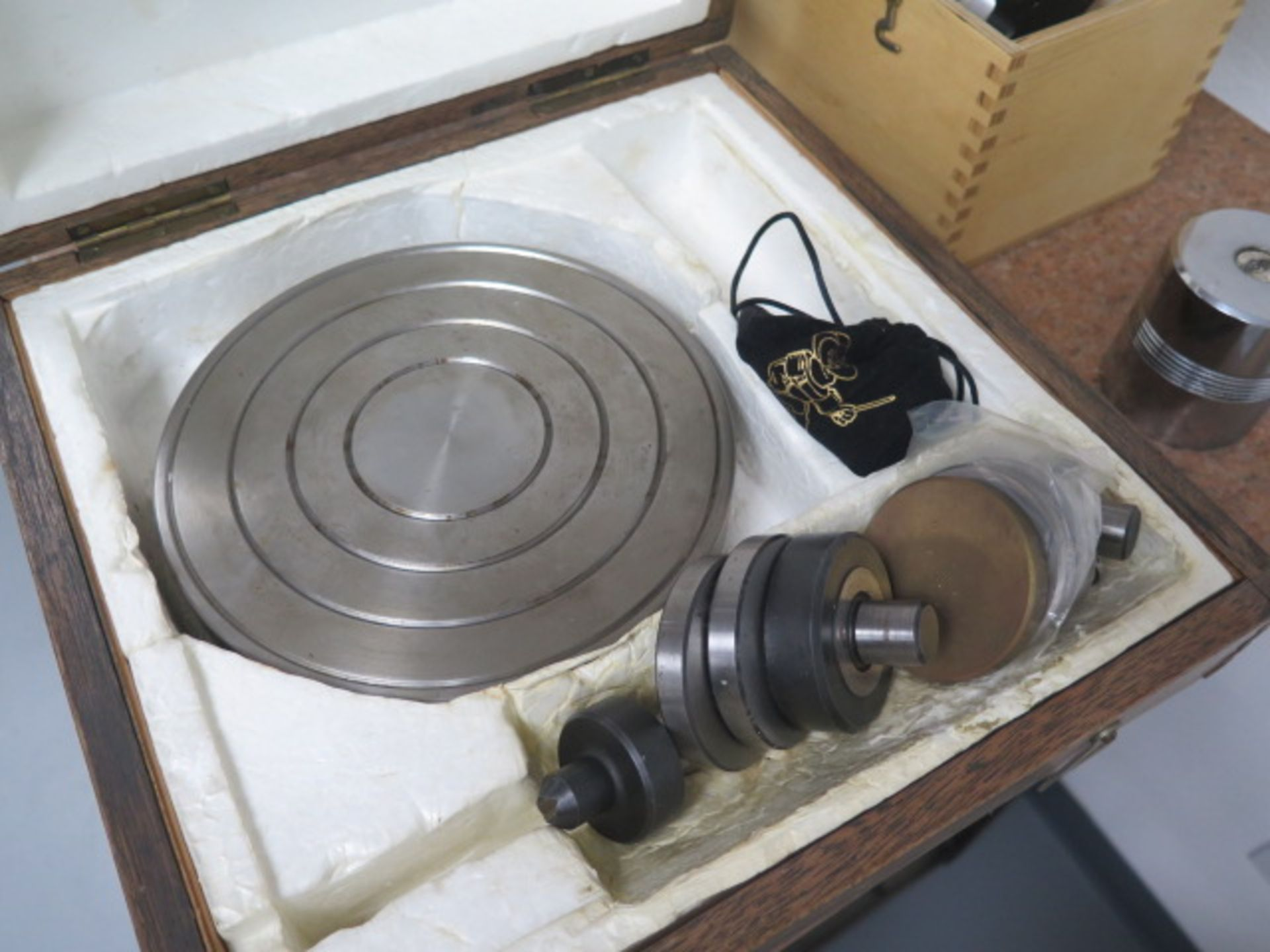 Rockwell Hardness Tester w/ Accessories (SOLD AS-IS - NO WARRANTY) - Image 9 of 9