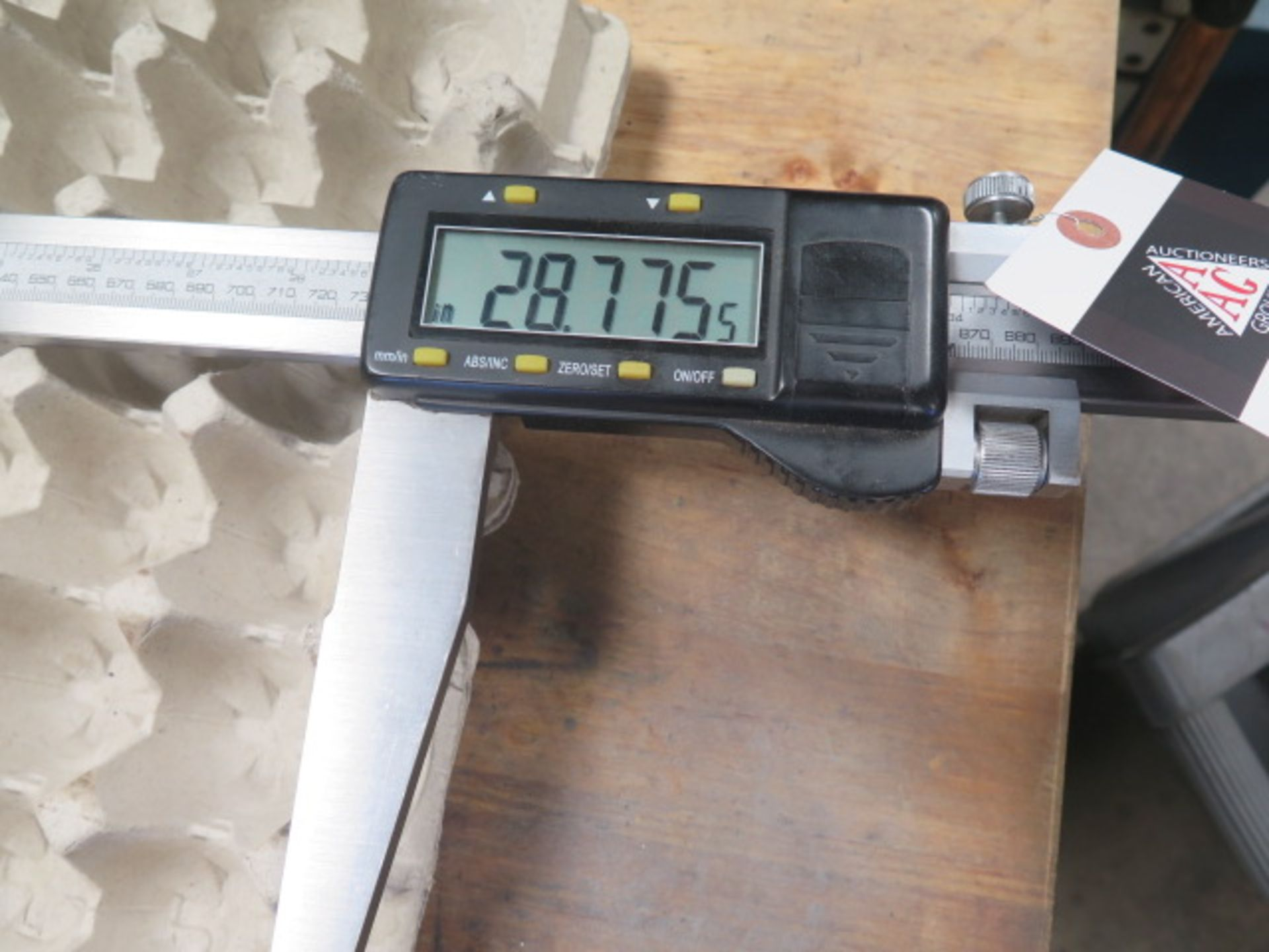 """Import 40"""" Digital Caliper (SOLD AS-IS - NO WARRANTY) - Image 2 of 3"""