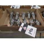 CAT-40 Taper Balanced Tooling (10) (SOLD AS-IS - NO WARRANTY)