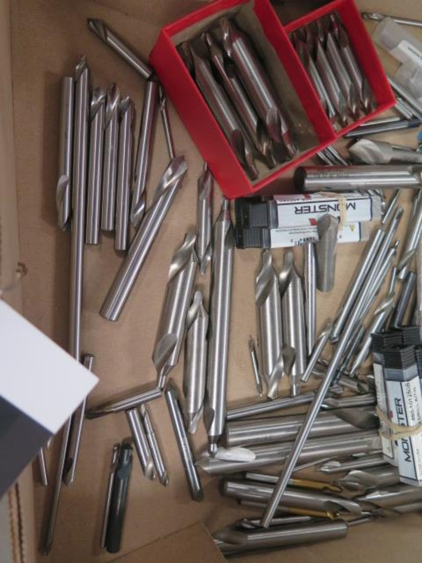 Center Drills, Spot Srills and Countersinks (SOLD AS-IS - NO WARRANTY) - Image 3 of 6