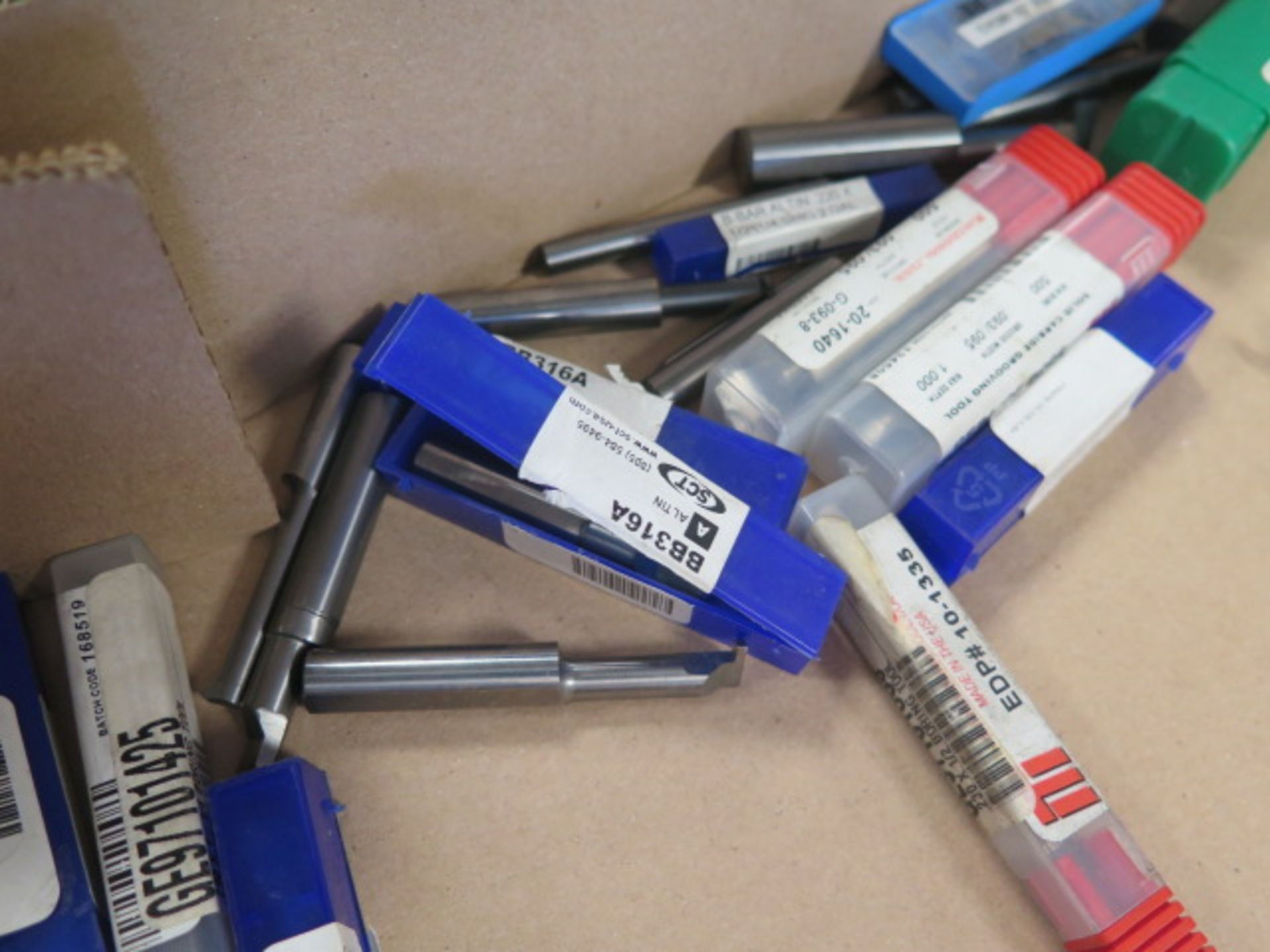 Carbide Boring Bars (SOLD AS-IS - NO WARRANTY) - Image 5 of 6