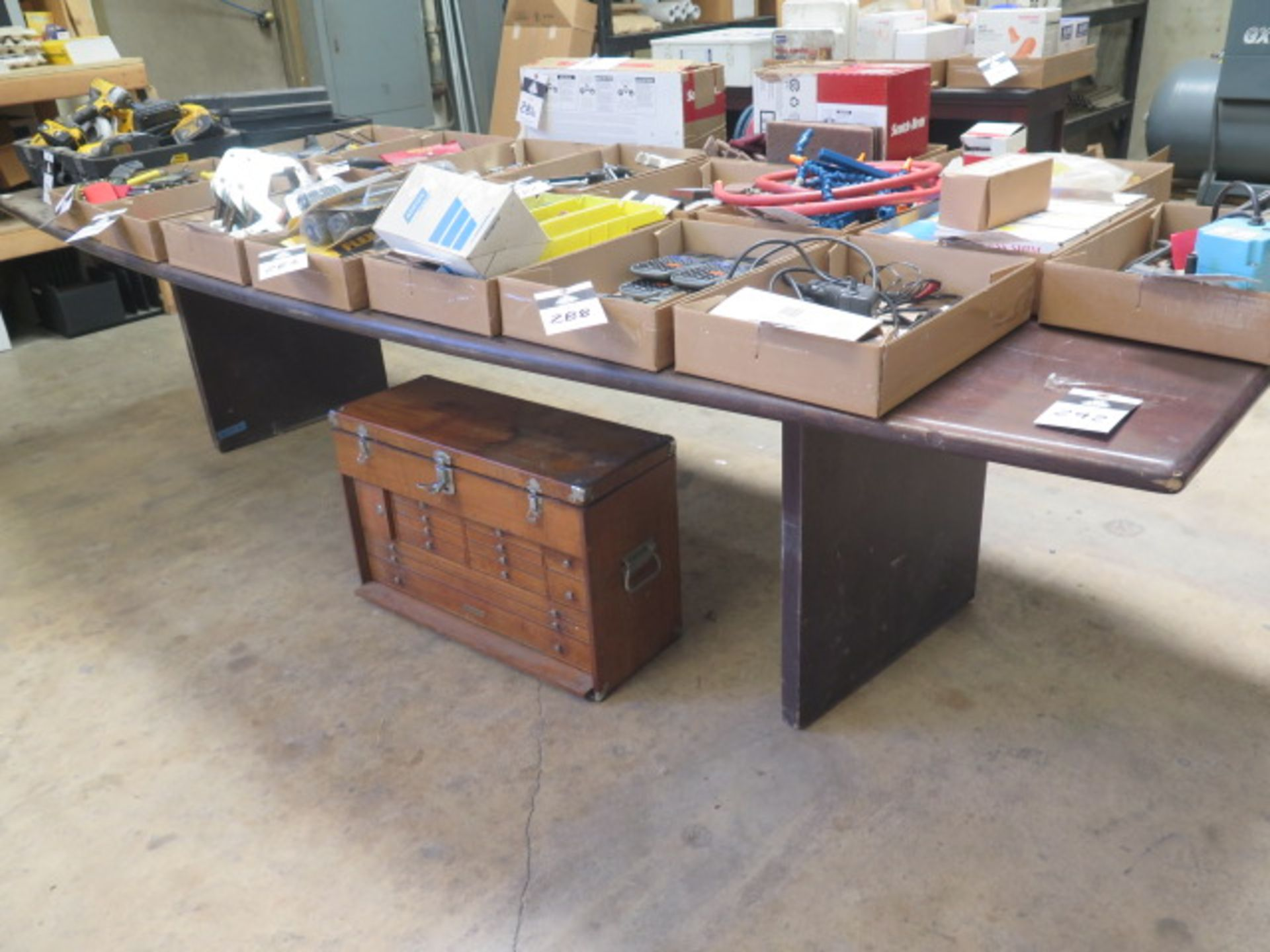 Conference Table (SOLD AS-IS - NO WARRANTY)