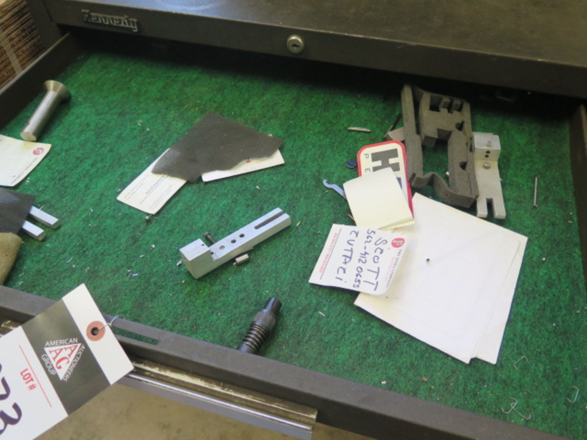 Kannedy Roll-A-Way Tool Box w/ Misc (SOLD AS-IS - NO WARRANTY) - Image 6 of 12