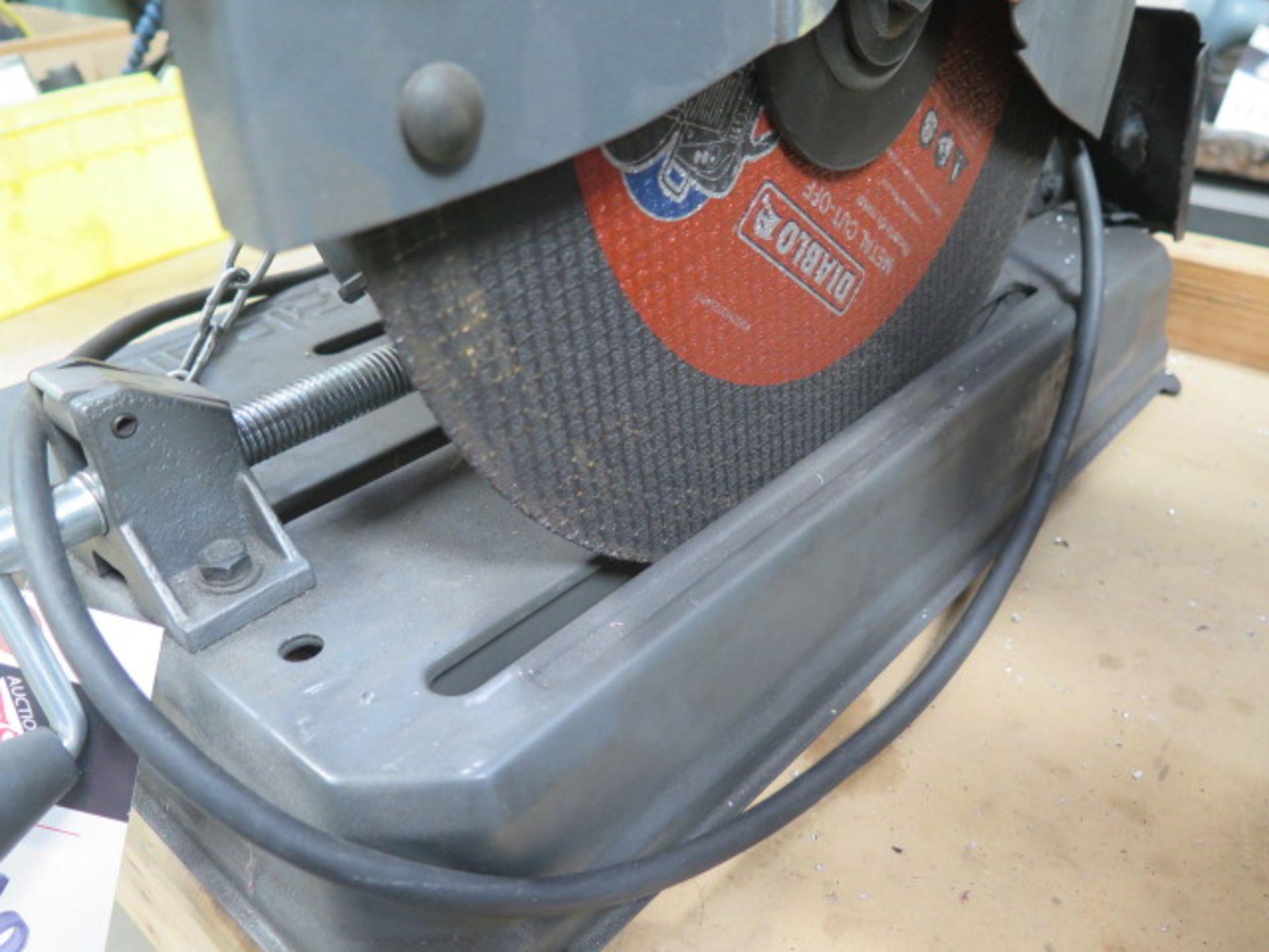 Ridgid Abrasive Cutoff Saw (SOLD AS-IS - NO WARRANTY) - Image 4 of 5