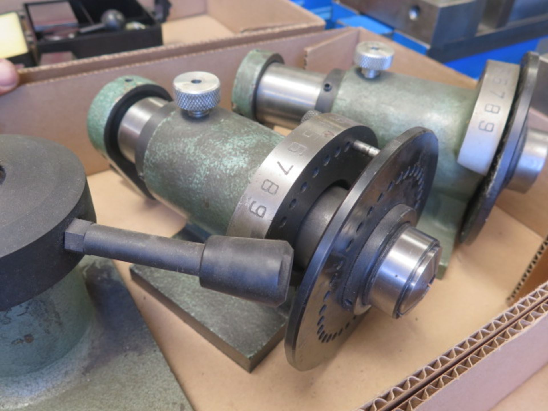 5C Spin Fixture and 5C Collet Closer (SOLD AS-IS - NO WARRANTY) - Image 4 of 5