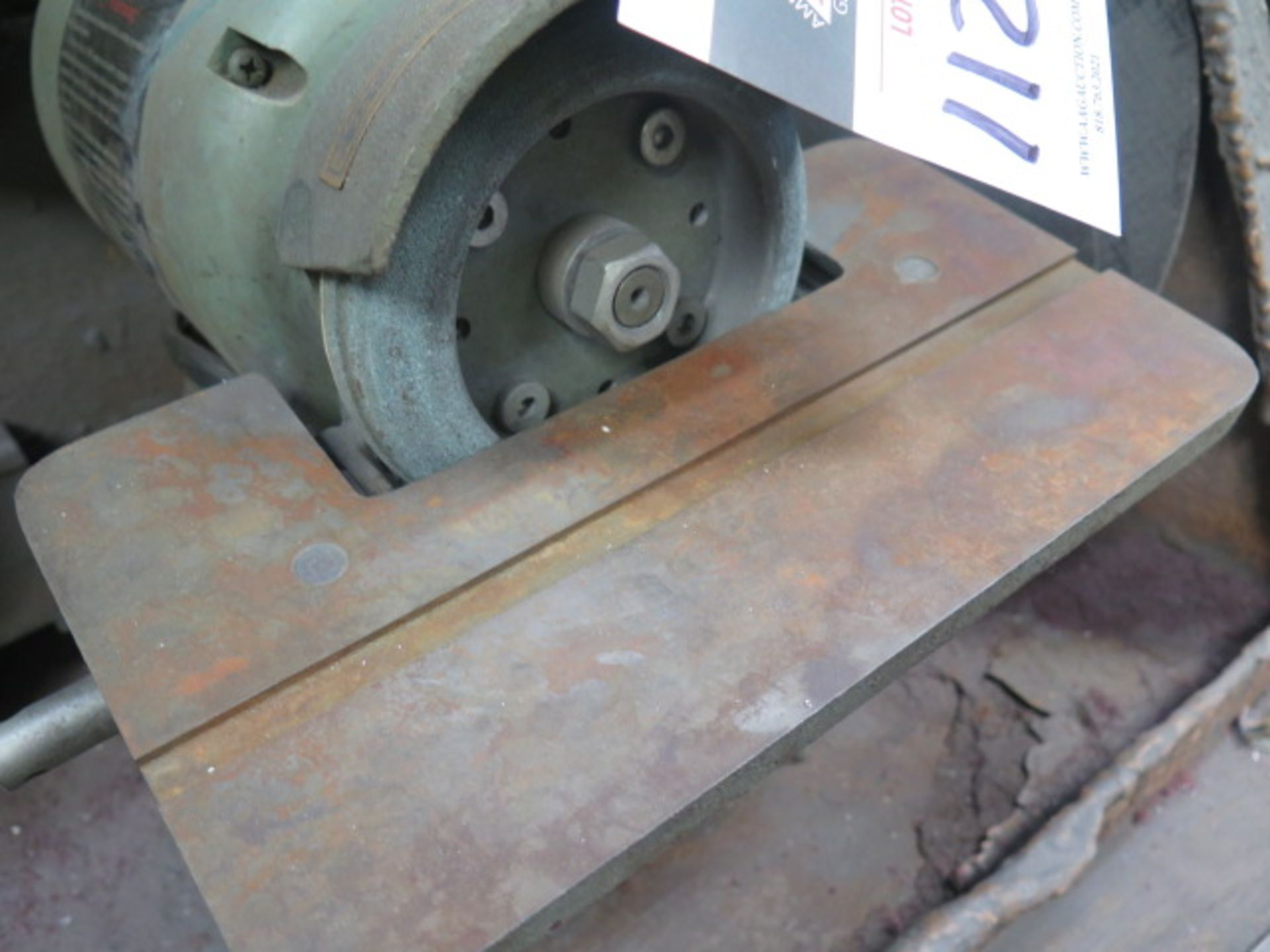 Import Carbide Tool Grinder (NEEDS REPAIR) (SOLD AS-IS - NO WARRANTY) - Image 3 of 6