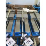 """Kurt DX6 6"""" Angle Lock Vise (SOLD AS-IS - NO WARRANTY)"""