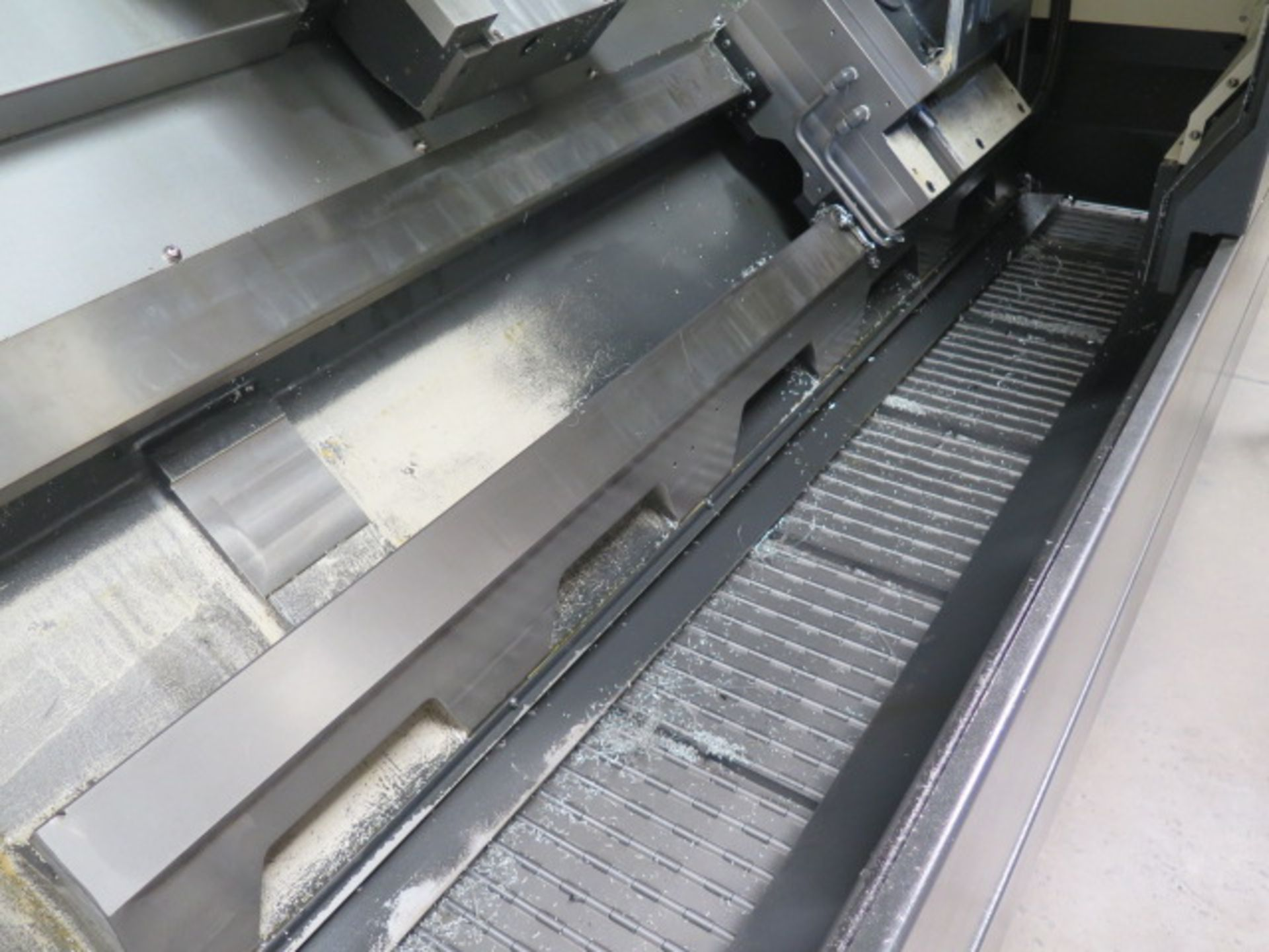 2016 Hyundai WIA L300LA CNC Turning Center s/n G3726-0083 w/ Fanuc i-Series Controls, SOLD AS IS - Image 12 of 20
