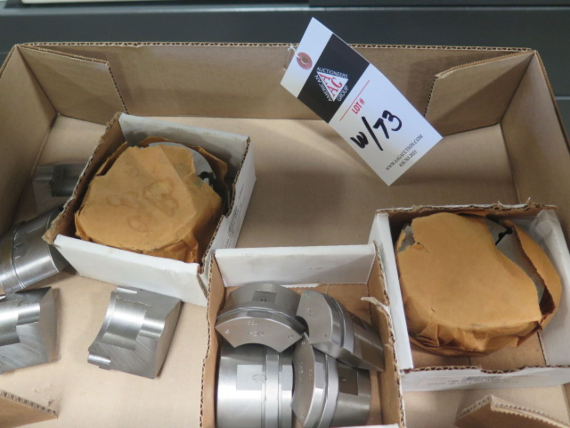 S30 Collet Pad Nose and Collet Pad Sets (4) (SOLD AS-IS - NO WARRANTY) - Image 5 of 5