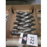 BT-35 Taper Tooling (12) (SOLD AS-IS - NO WARRANTY)