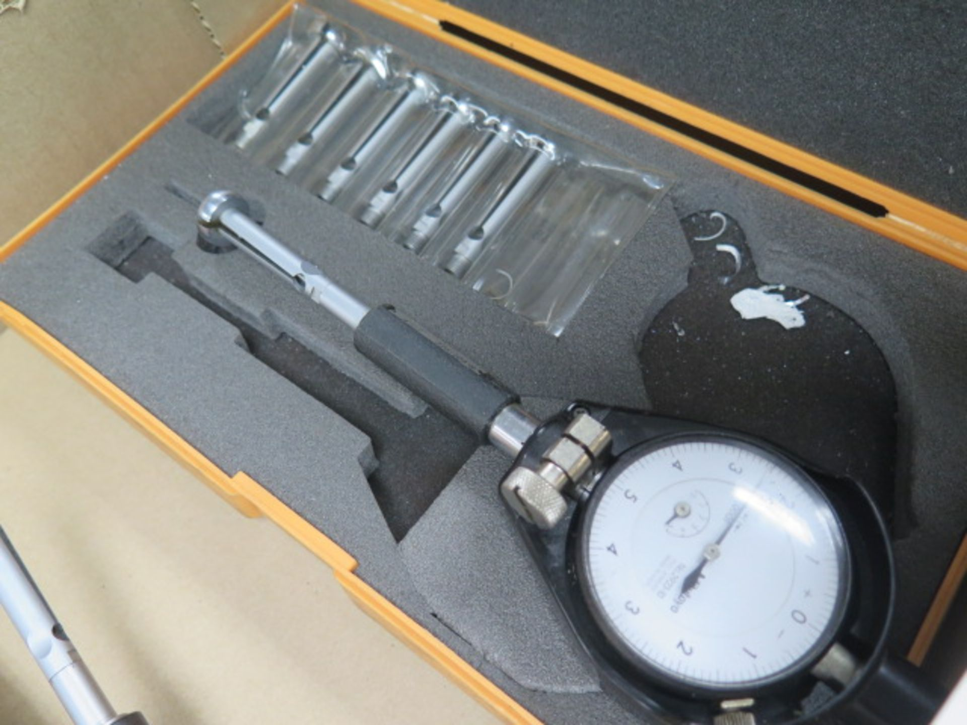 Mitutoyo Dial Bore Gages (2) (SOLD AS-IS - NO WARRANTY) - Image 3 of 4