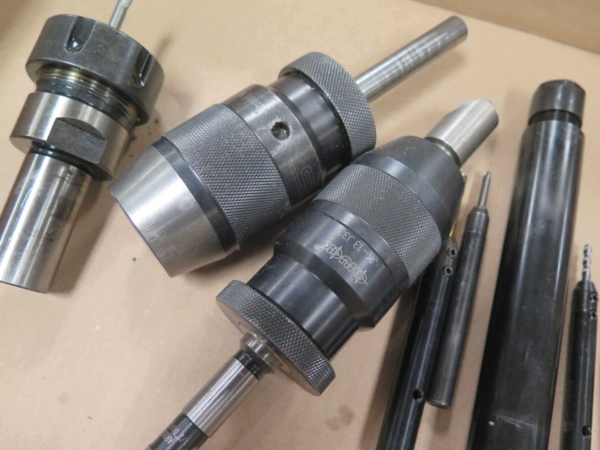 Drill Chucks (2) and Extensions (SOLD AS-IS - NO WARRANTY) - Image 3 of 4