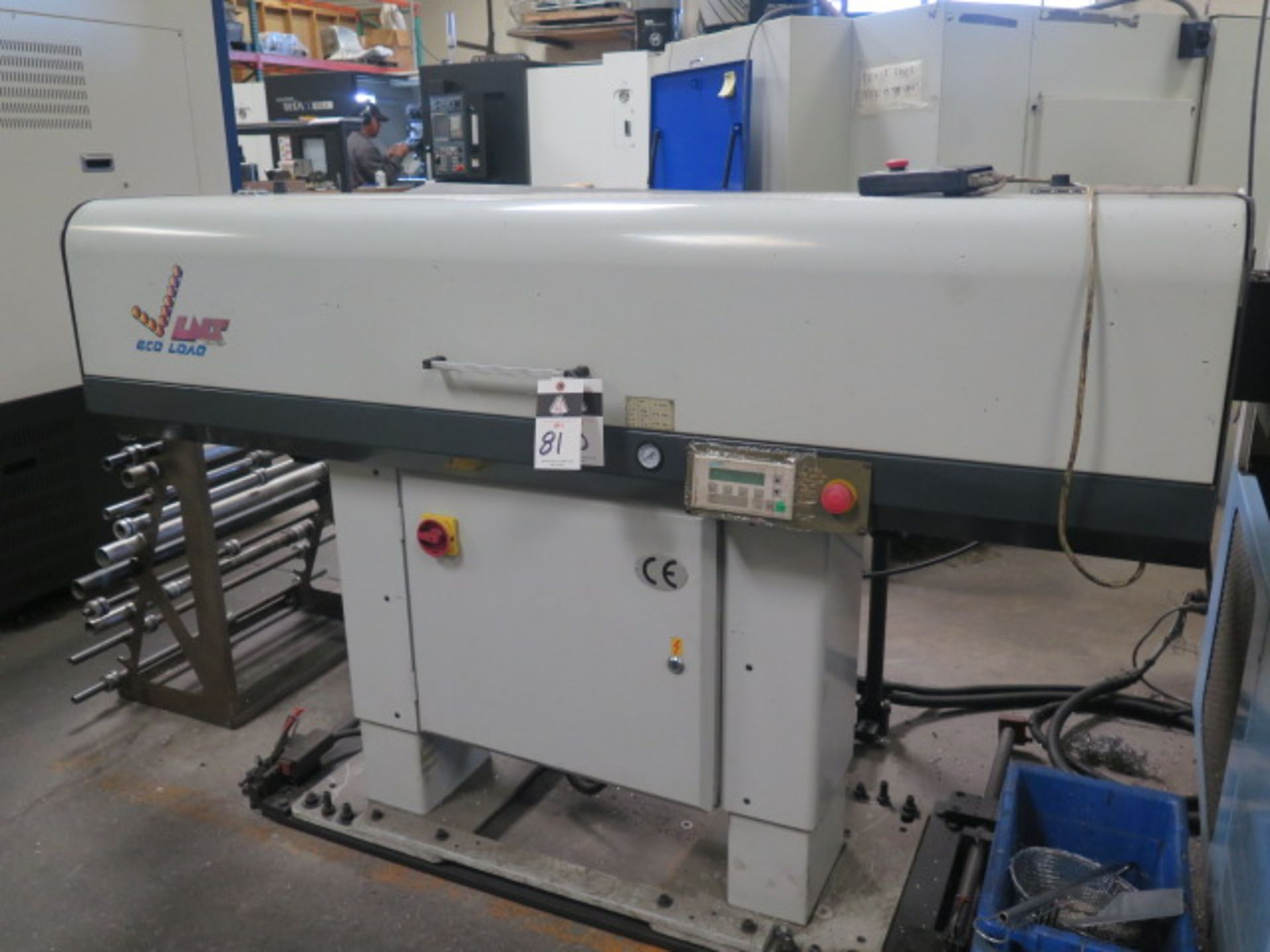 LNS Eco Load Automatic Bar Loader / Feeder (SOLD AS-IS - NO WARRANTY)