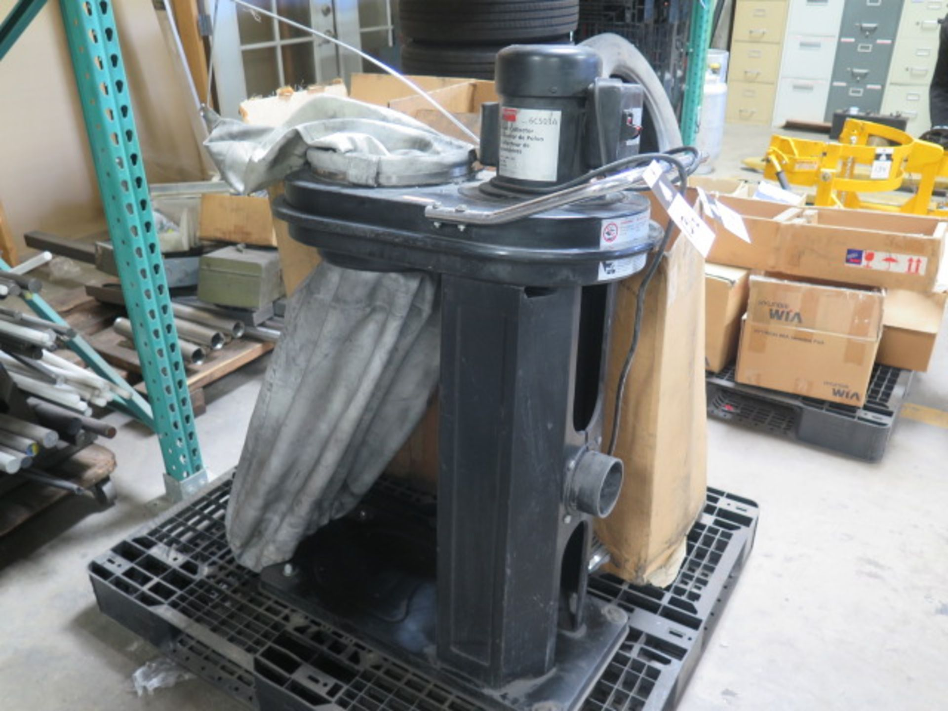 Dayton Dust Collector (SOLD AS-IS - NO WARRANTY)