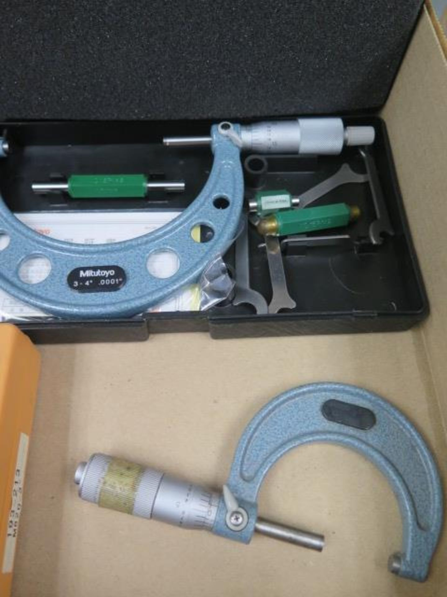 Mitutoyo OD Mics (7) (SOLD AS-IS - NO WARRANTY) - Image 3 of 7