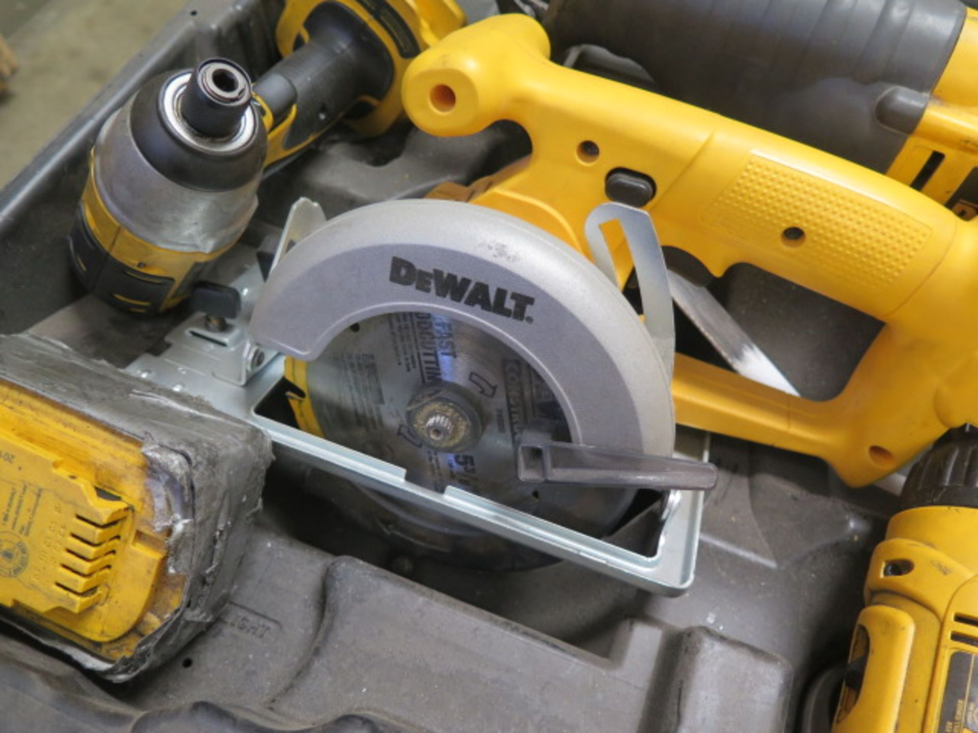 DeWalt Cordless Tools w/ Charger (SOLD AS-IS - NO WARRANTY) - Image 6 of 9