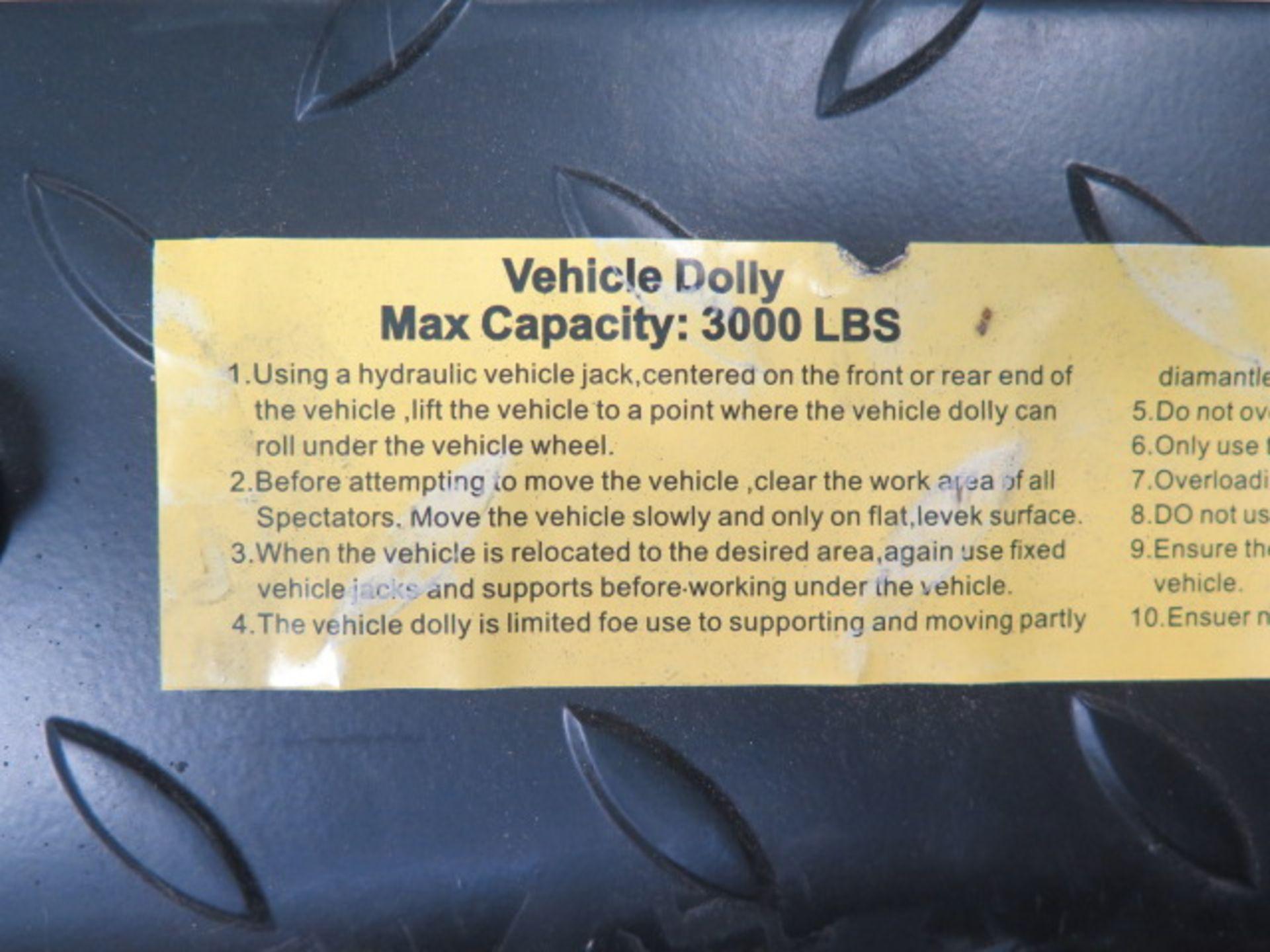 Vehicle Wheel Castors (SOLD AS-IS - NO WARRANTY) - Image 4 of 4