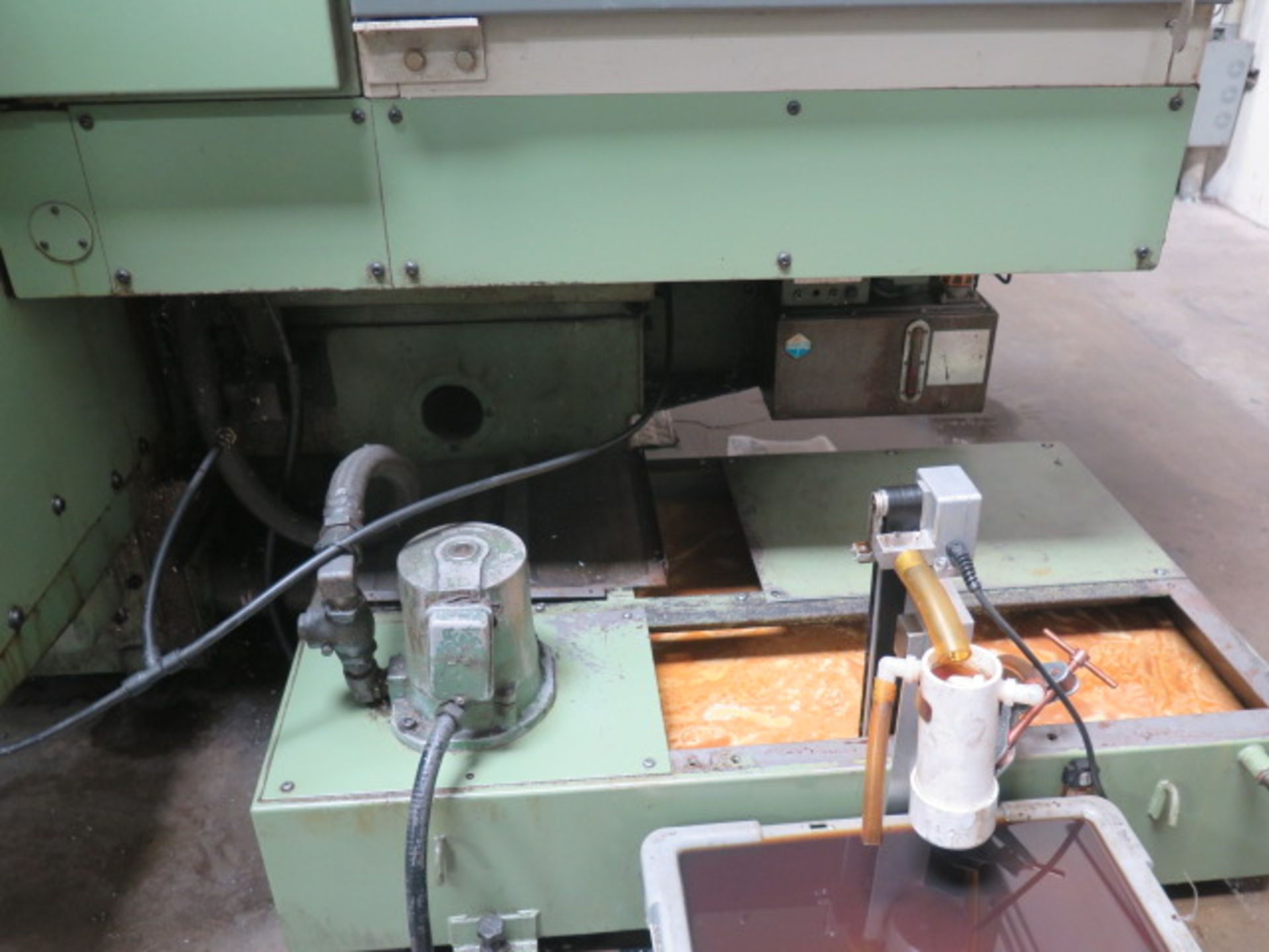 Moti Seiki MV-35/40 CNC VMC s/n 759 w/ Fanuc System 11M Controls, 20-Station ATC, SOLD AS IS - Image 11 of 14