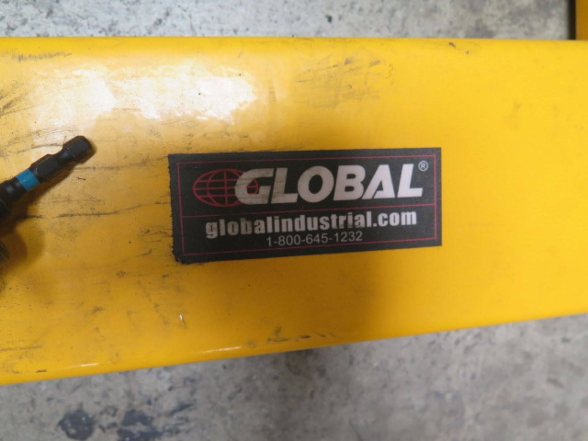 Global Barrel Turner Forklift Attachment (SOLD AS-IS - NO WARRANTY) - Image 4 of 5
